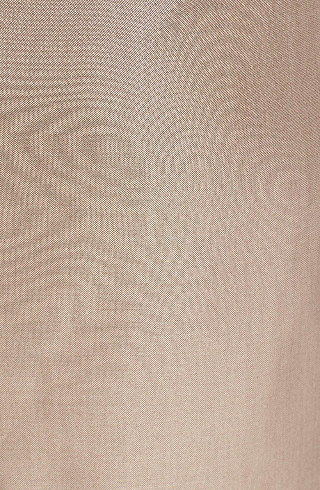 Wool Blend Pencil Skirt,                             Alternate thumbnail 7, color,                             220