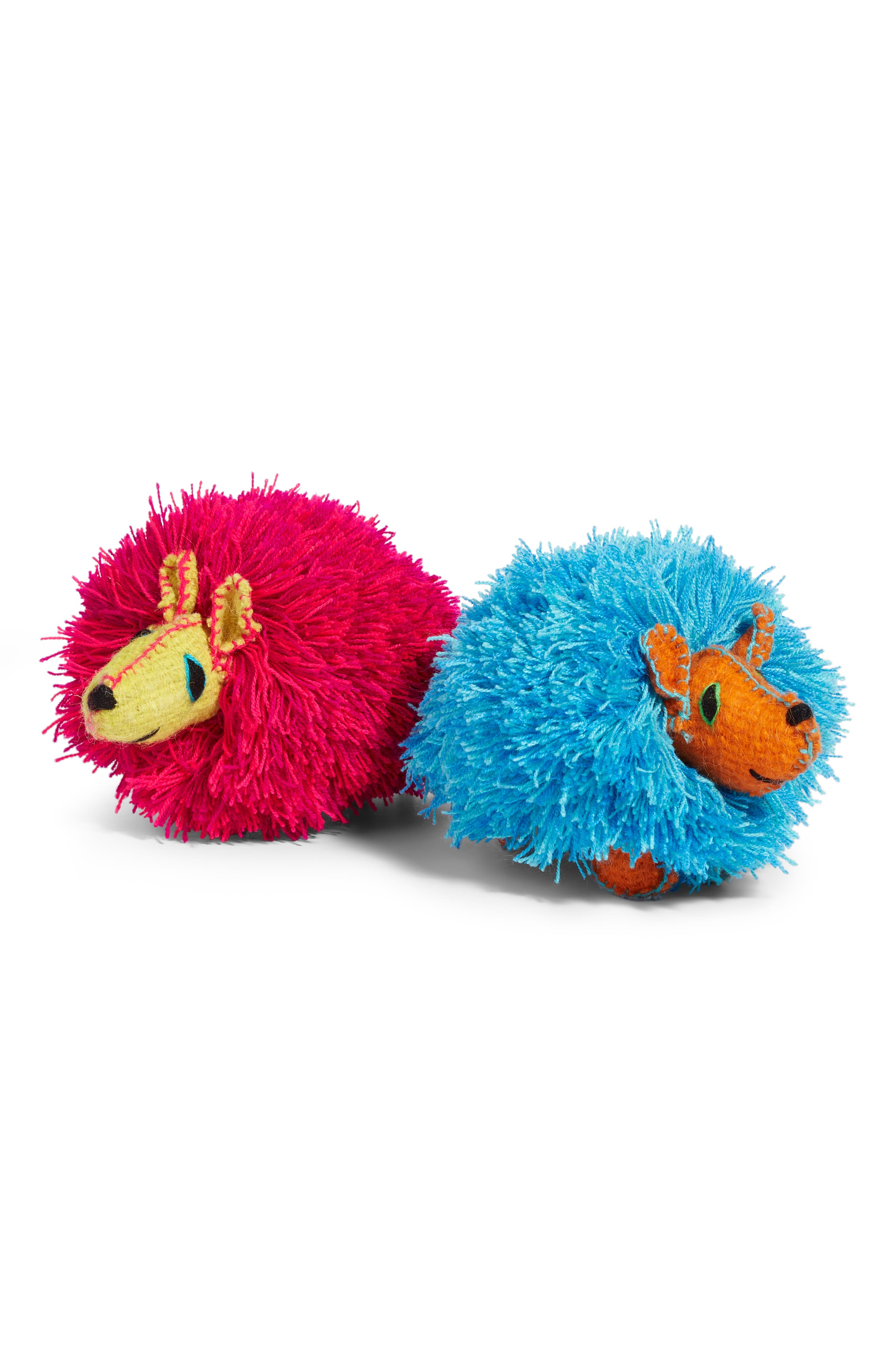 Porcupine Stuffed Animal,                             Alternate thumbnail 3, color,                             MULTI