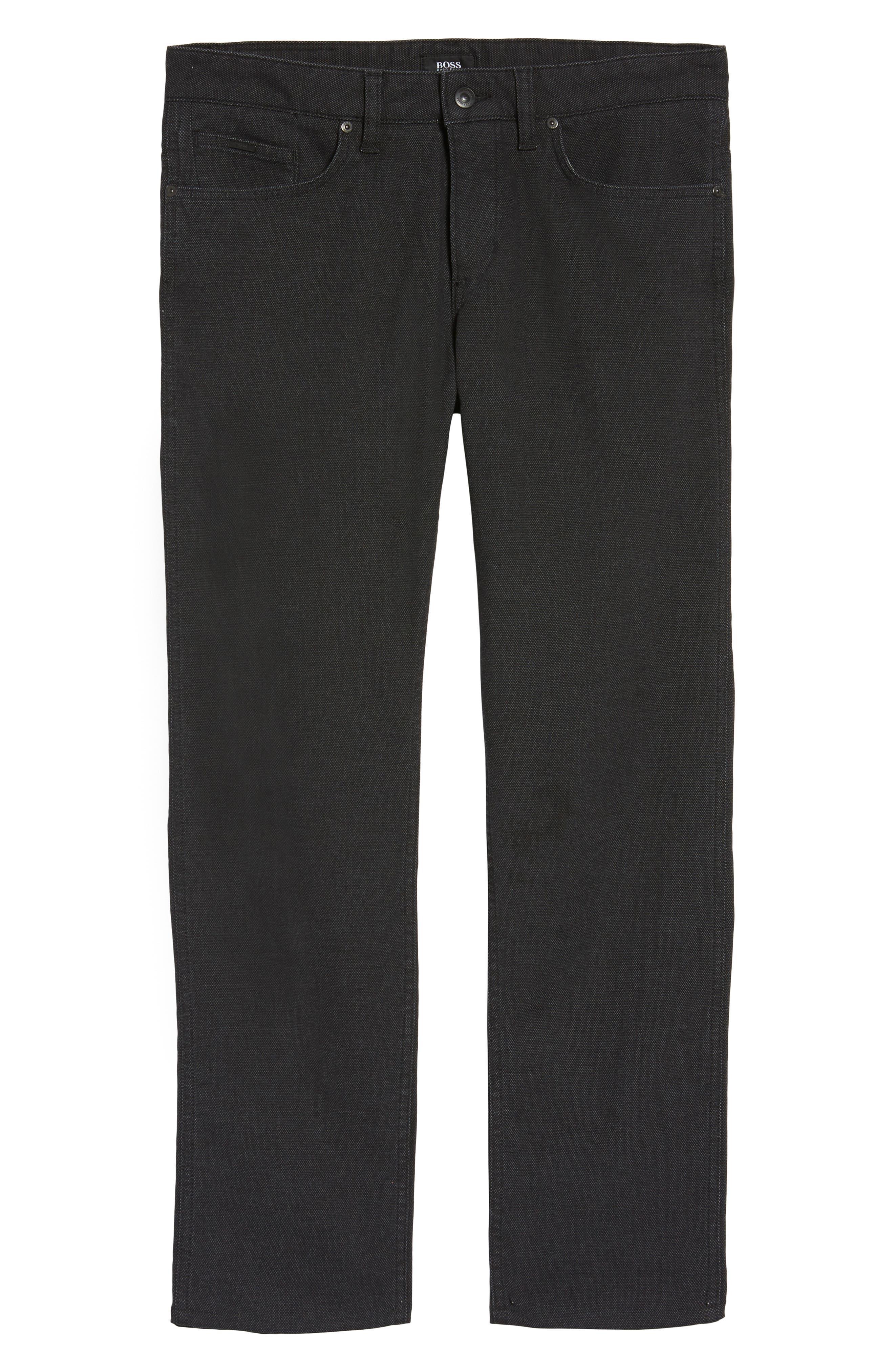 Delaware Slim 5-Pocket Pants,                             Alternate thumbnail 6, color,                             022