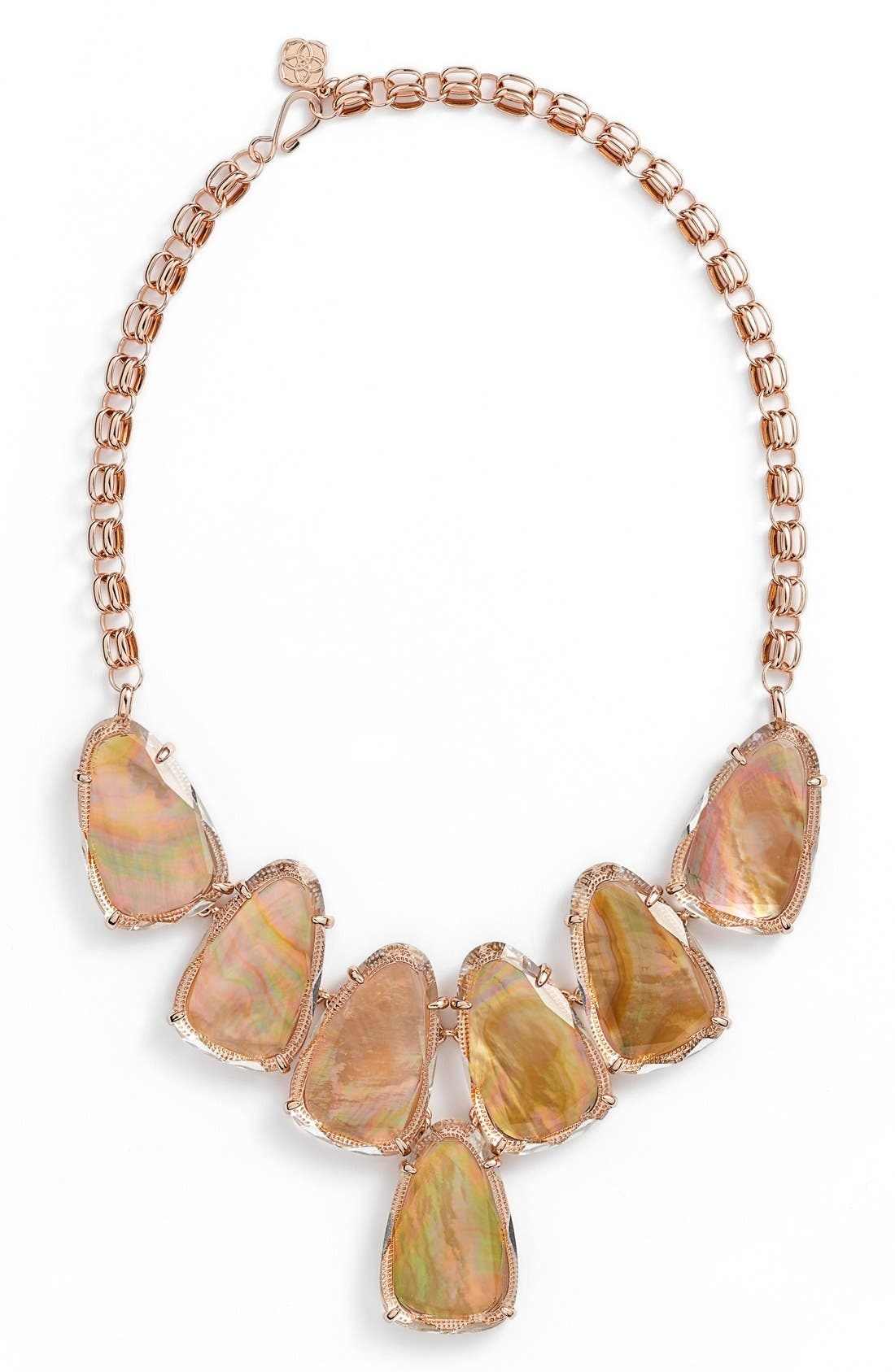 Harlow Necklace,                             Main thumbnail 4, color,