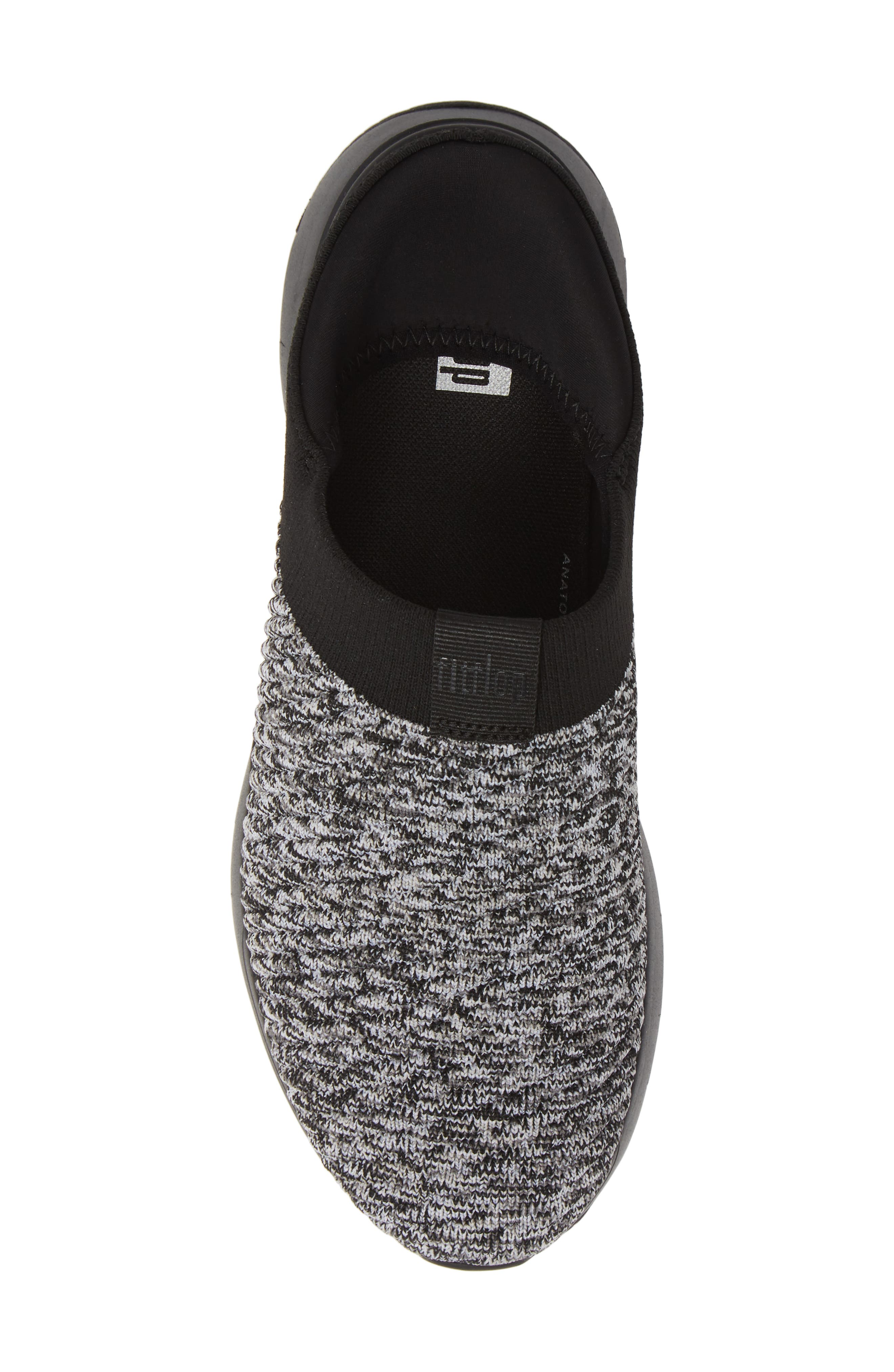Artknit<sup>™</sup> Convertible Slip-On Sneaker,                             Alternate thumbnail 6, color,                             BLACK MIX