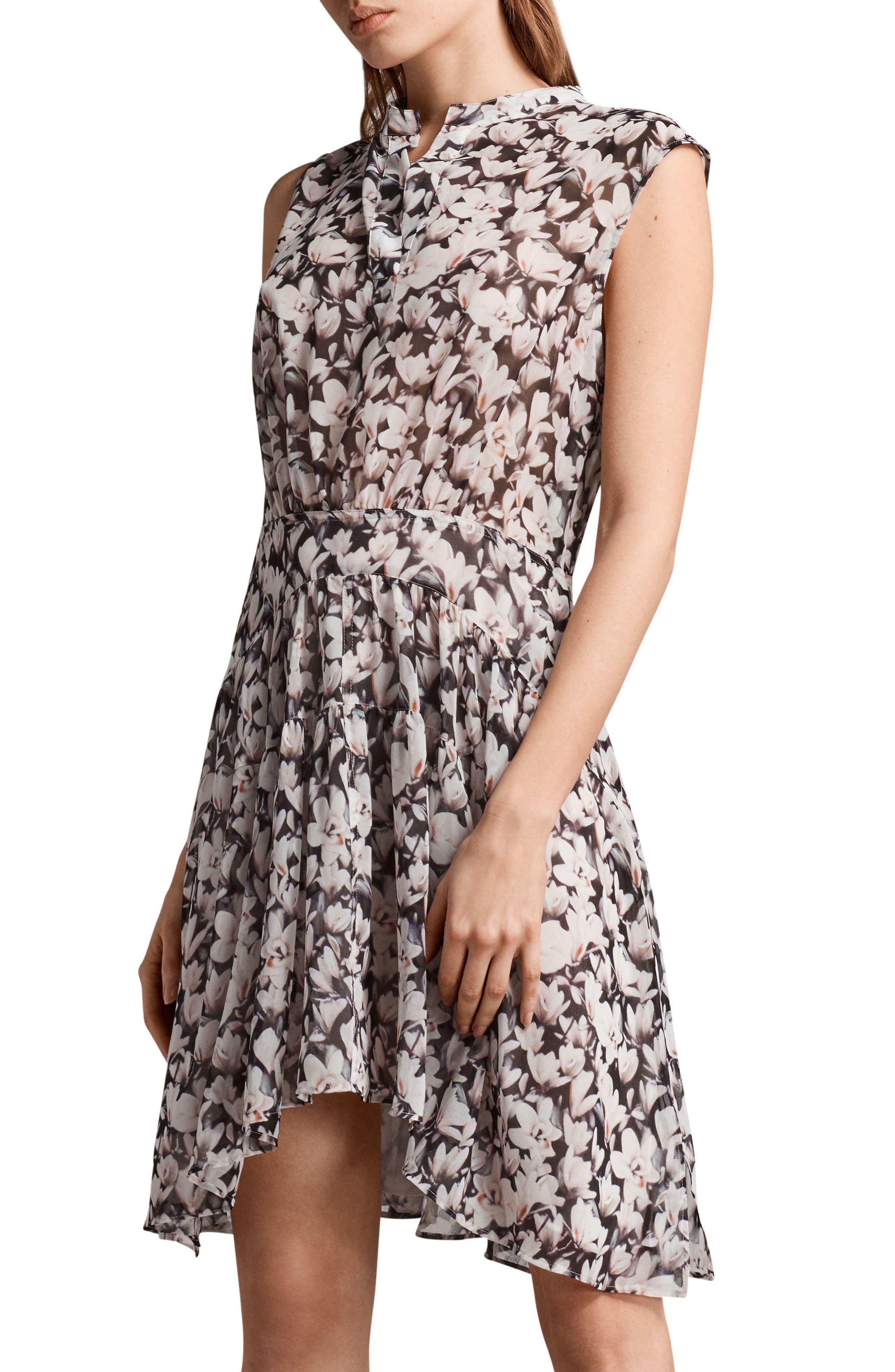 Victoria Magnolita Dress,                             Alternate thumbnail 5, color,                             688