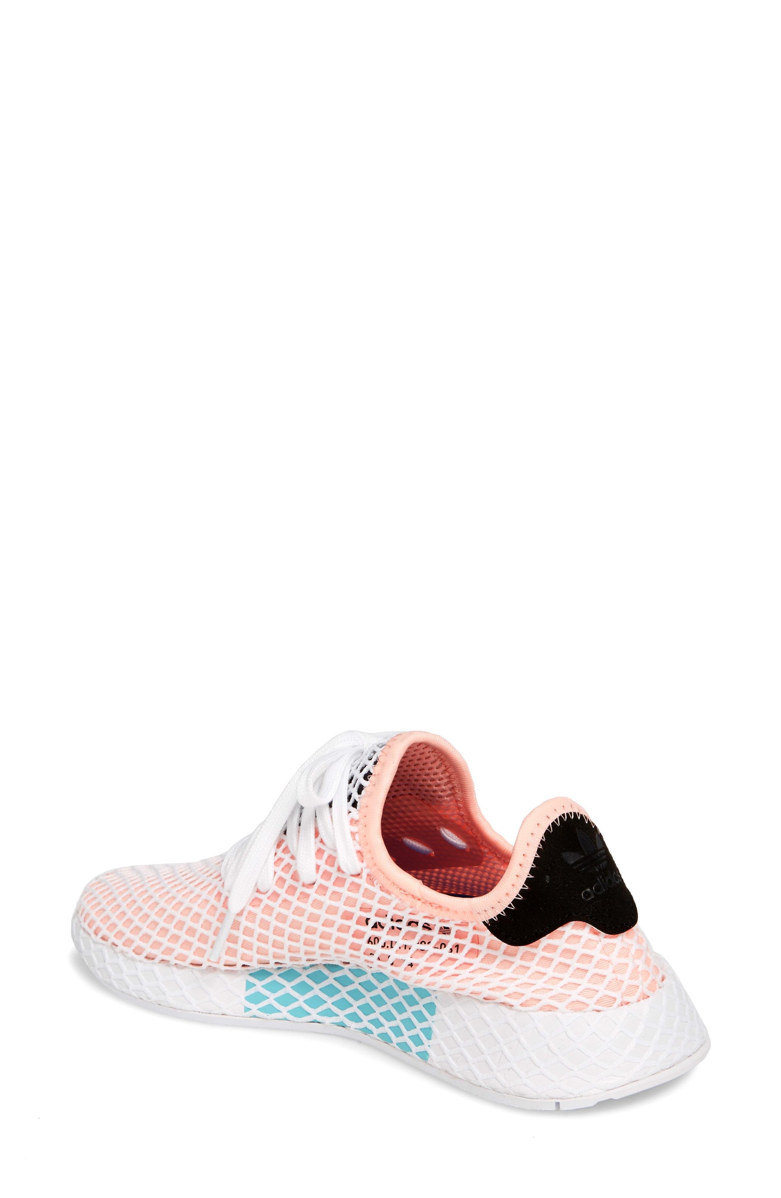 ADIDAS,                             Deerupt Runner Sneaker,                             Alternate thumbnail 2, color,                             660