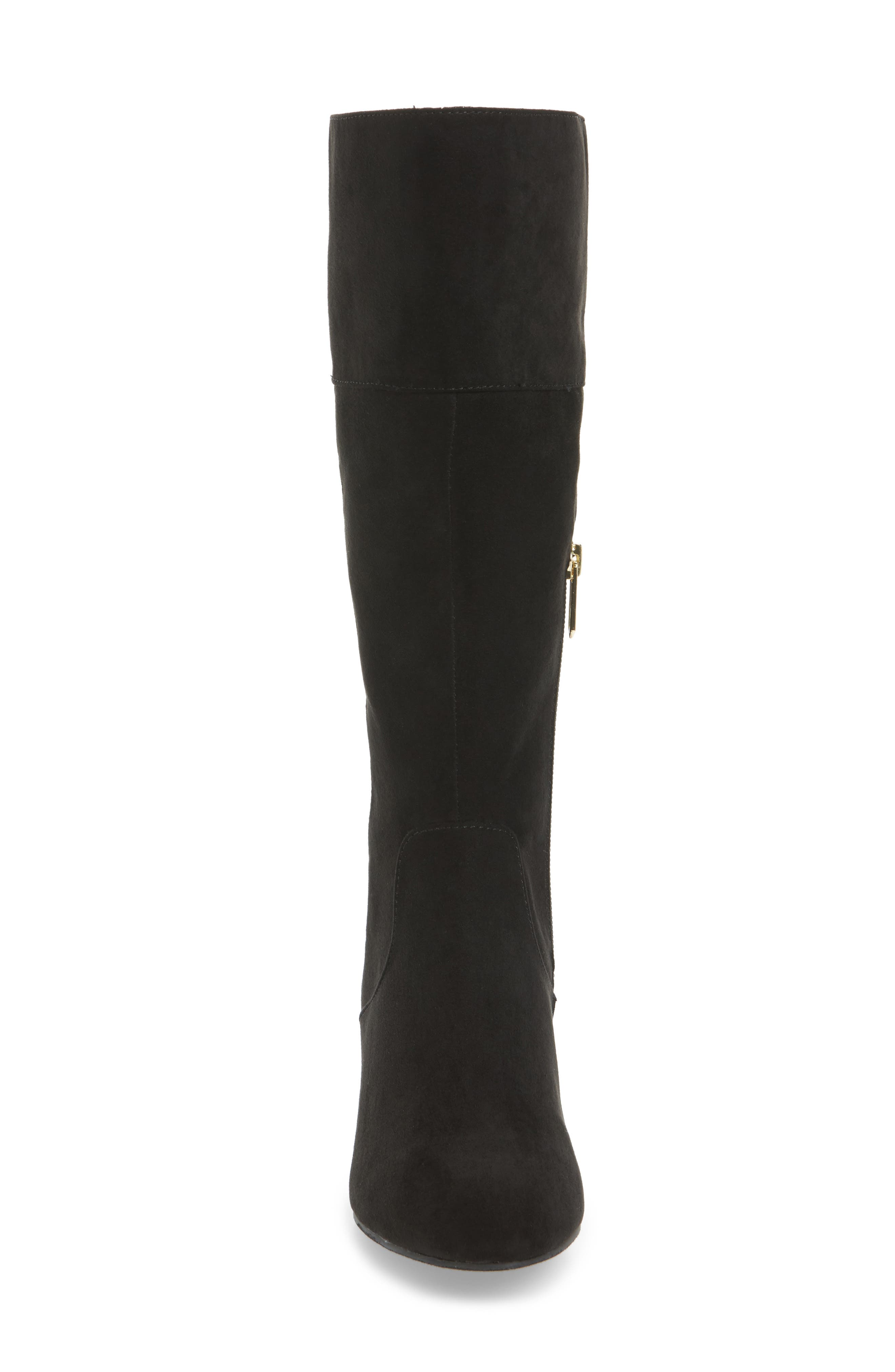 Tate Sydney Tall Boot,                             Alternate thumbnail 4, color,                             001