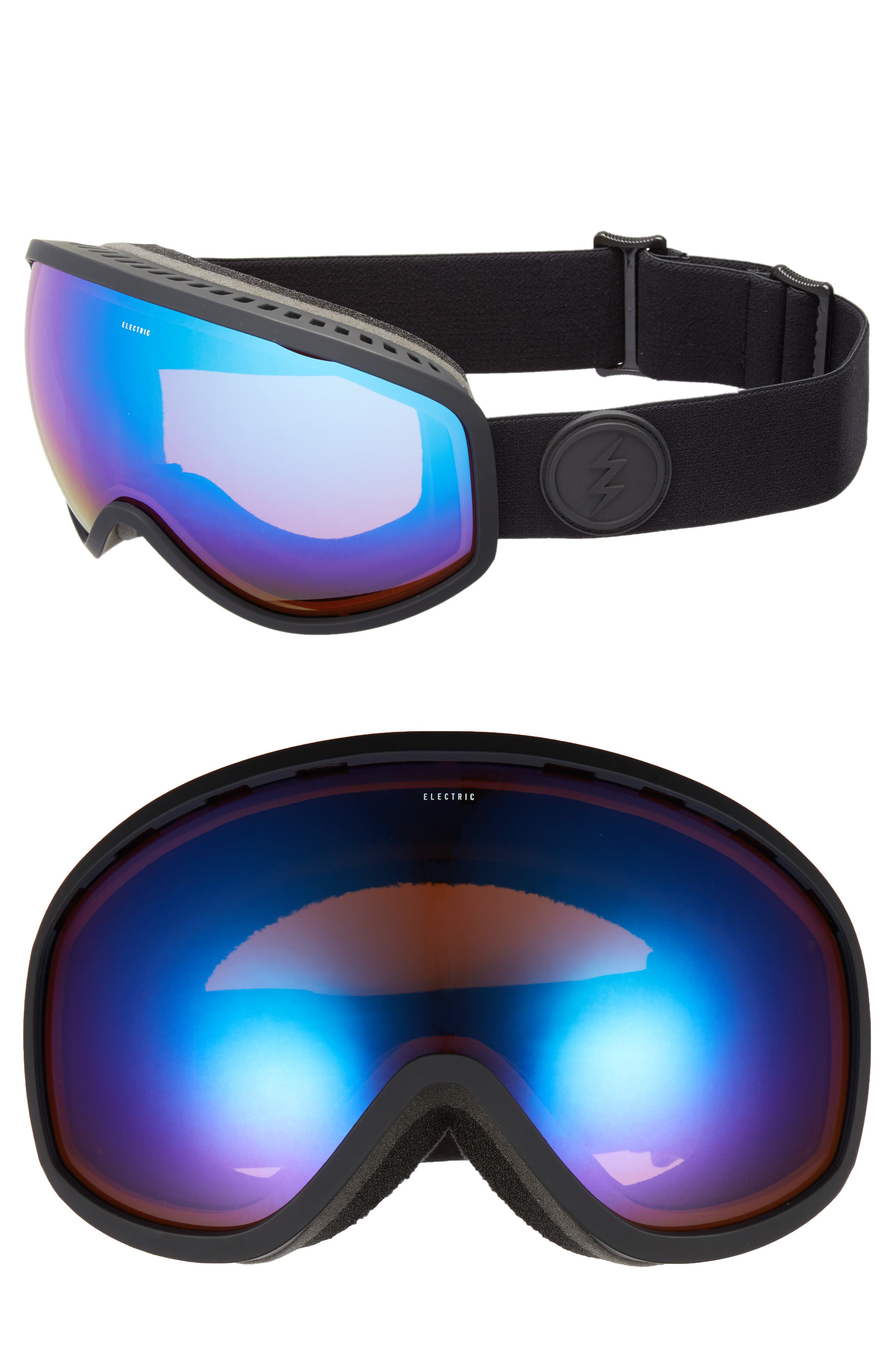 ELECTRIC,                             Masher Snow Goggles,                             Main thumbnail 1, color,                             001