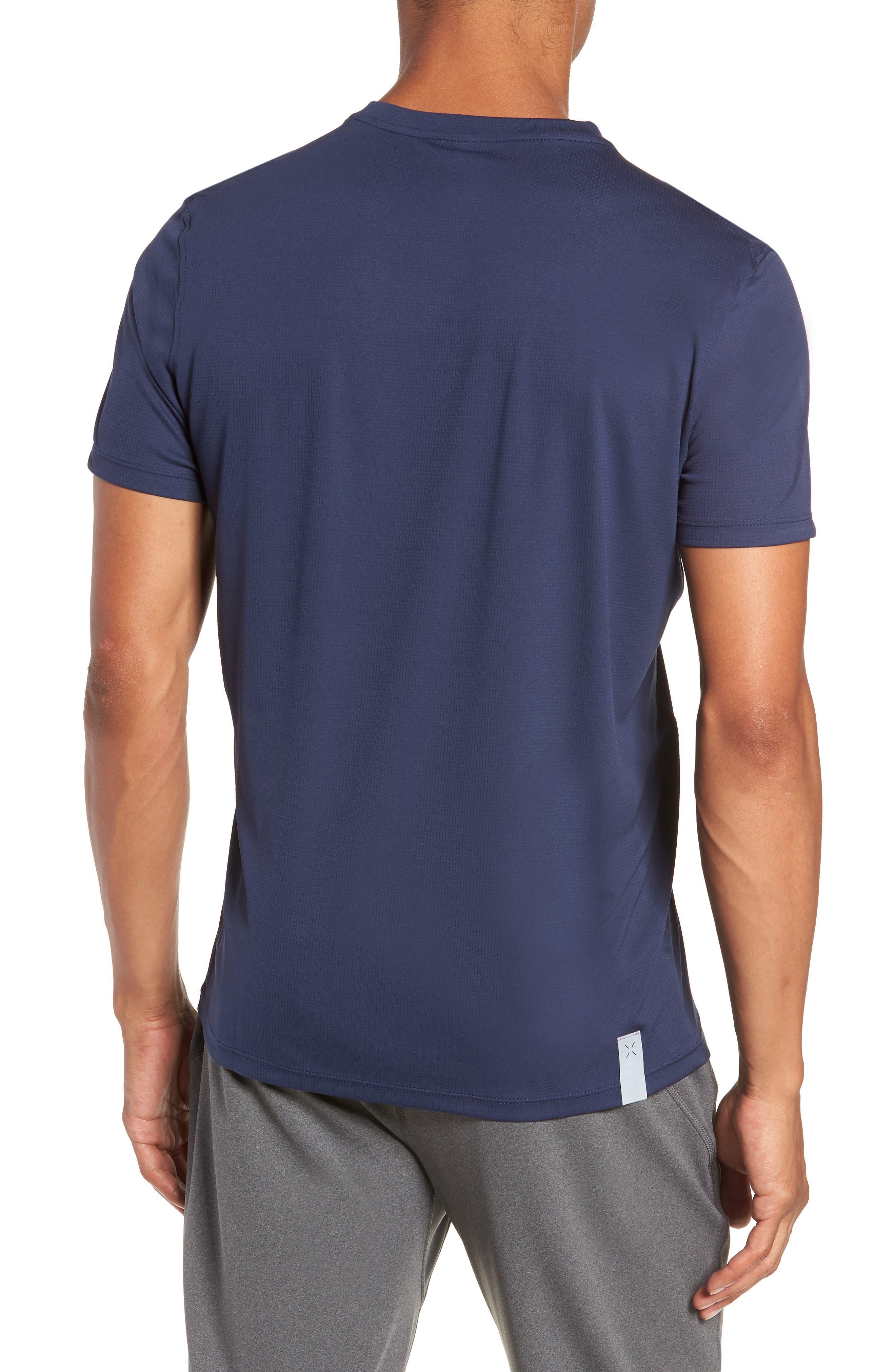 Distance Crewneck T-Shirt,                             Alternate thumbnail 6, color,