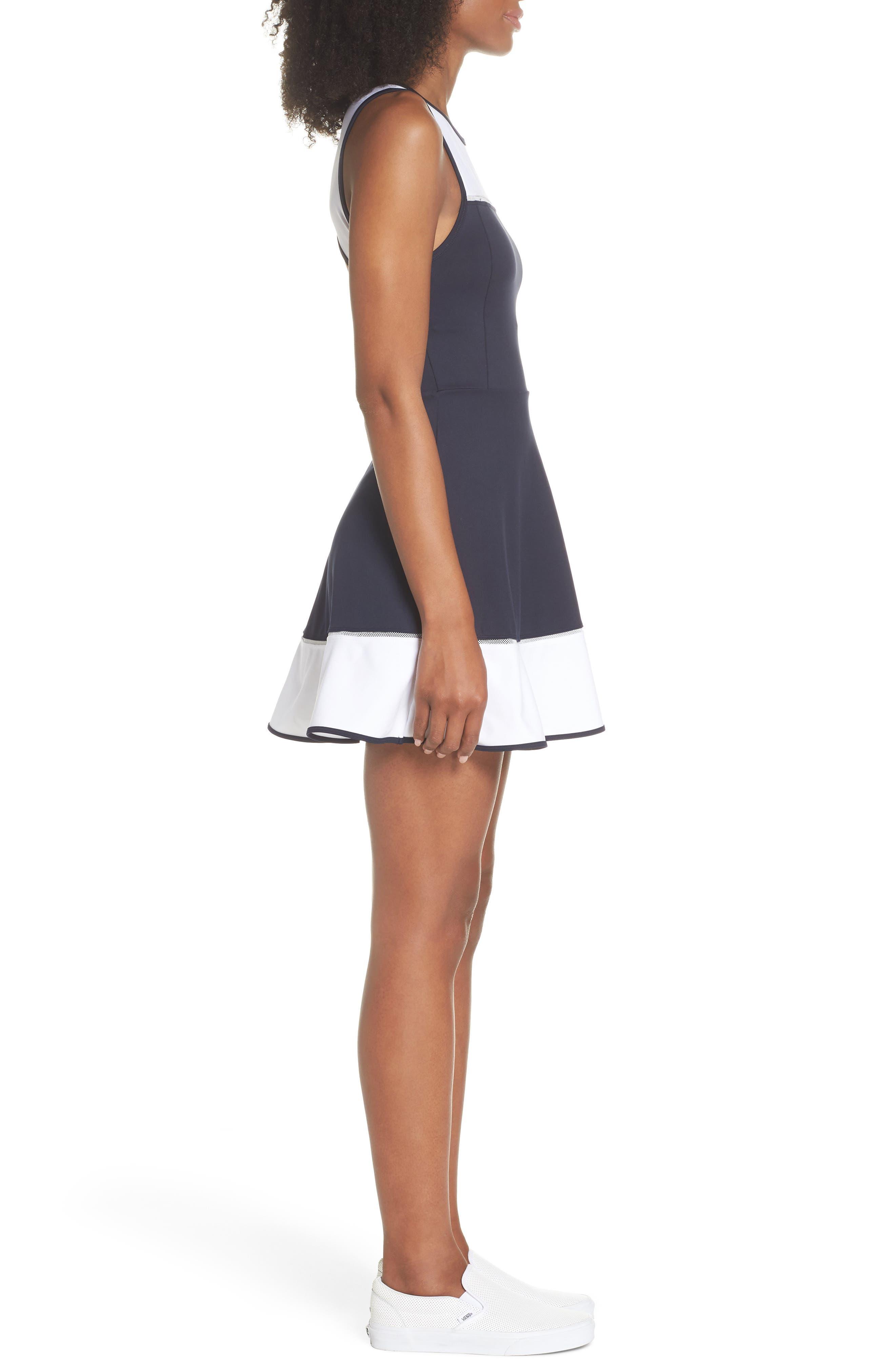 colorblock dress,                             Alternate thumbnail 3, color,                             476