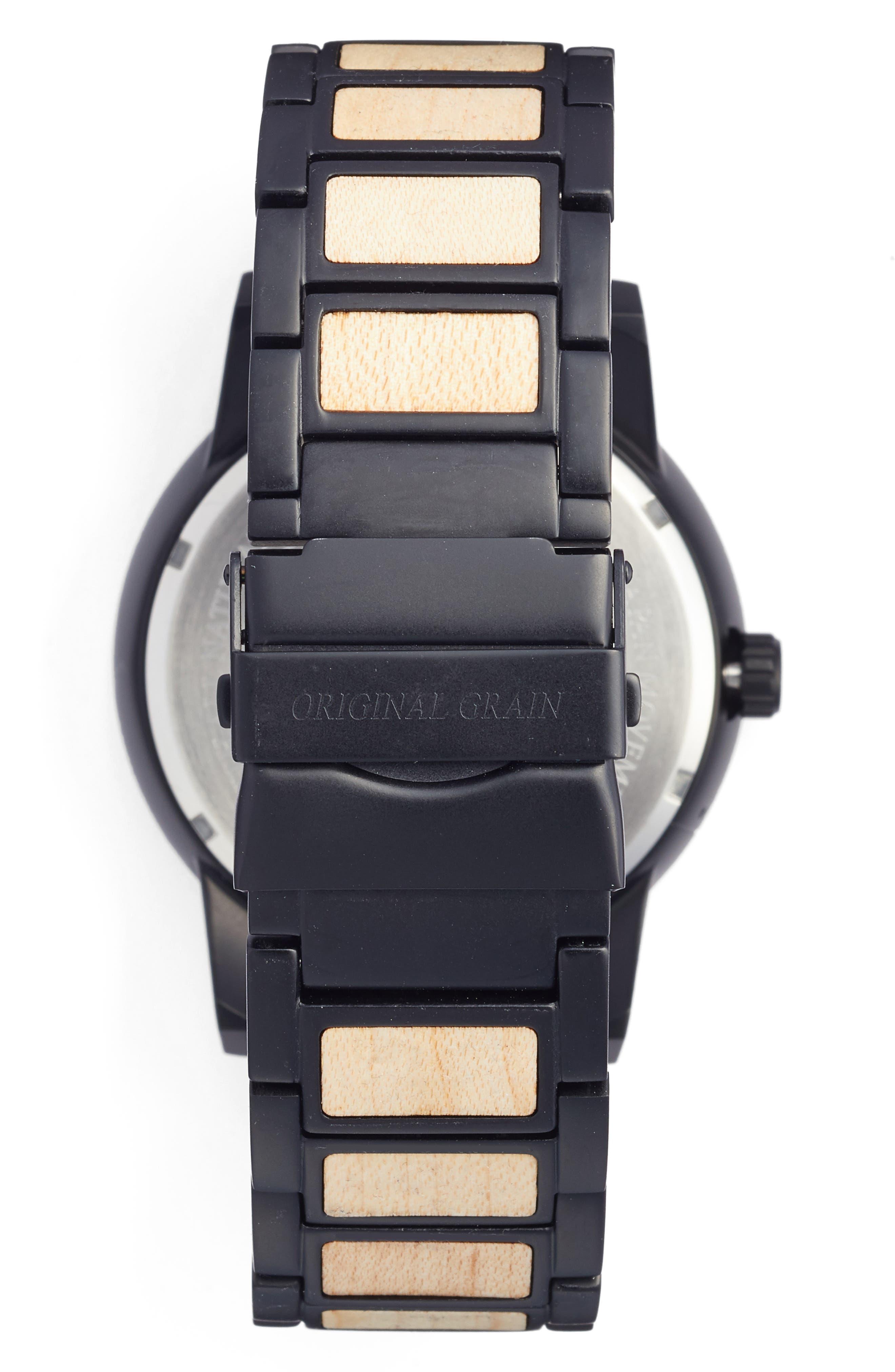 The Barrel Bracelet Watch, 47mm,                             Alternate thumbnail 2, color,                             001