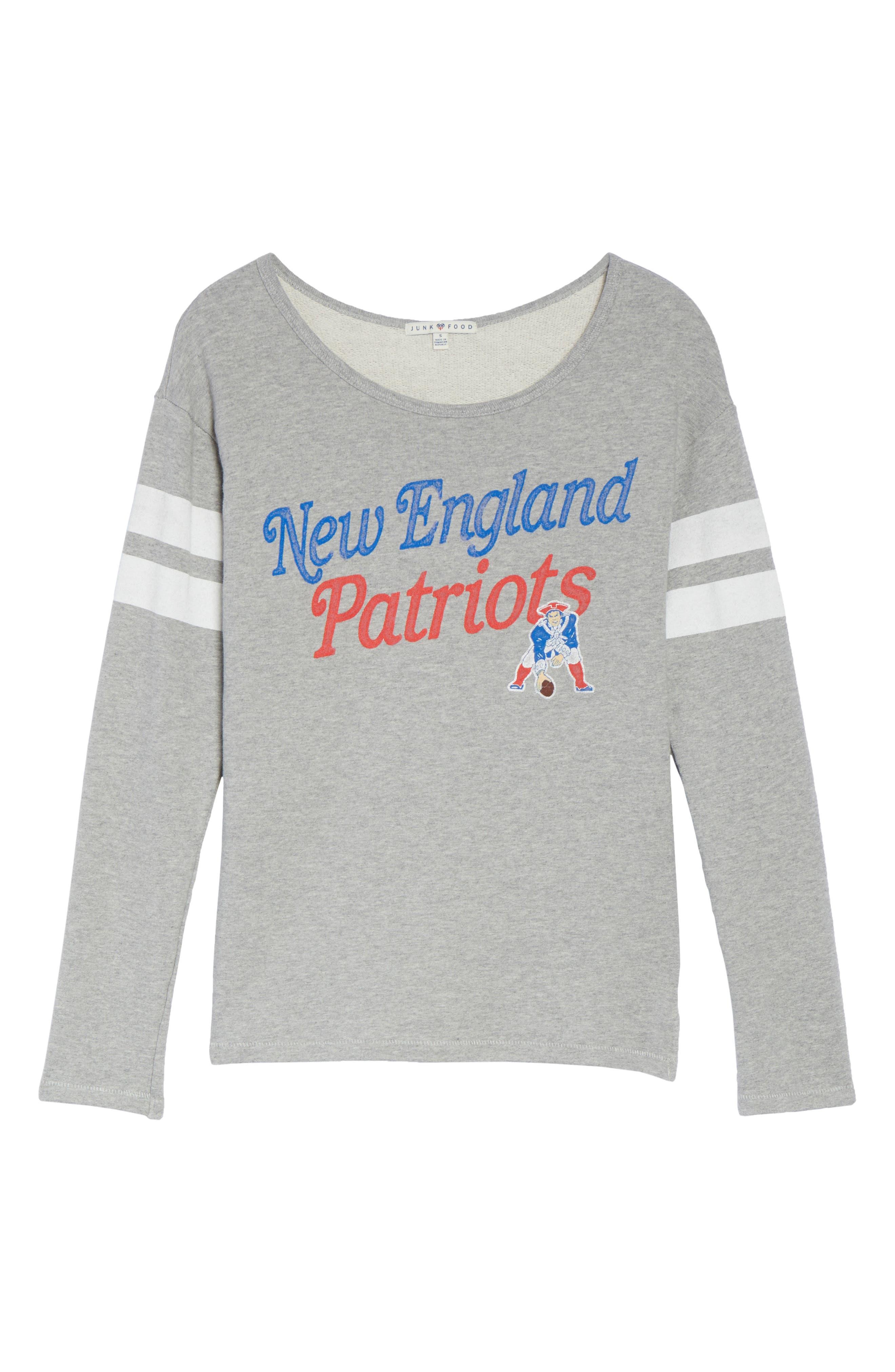 NFL New England Patriots Champion Sweatshirt,                             Alternate thumbnail 6, color,                             028