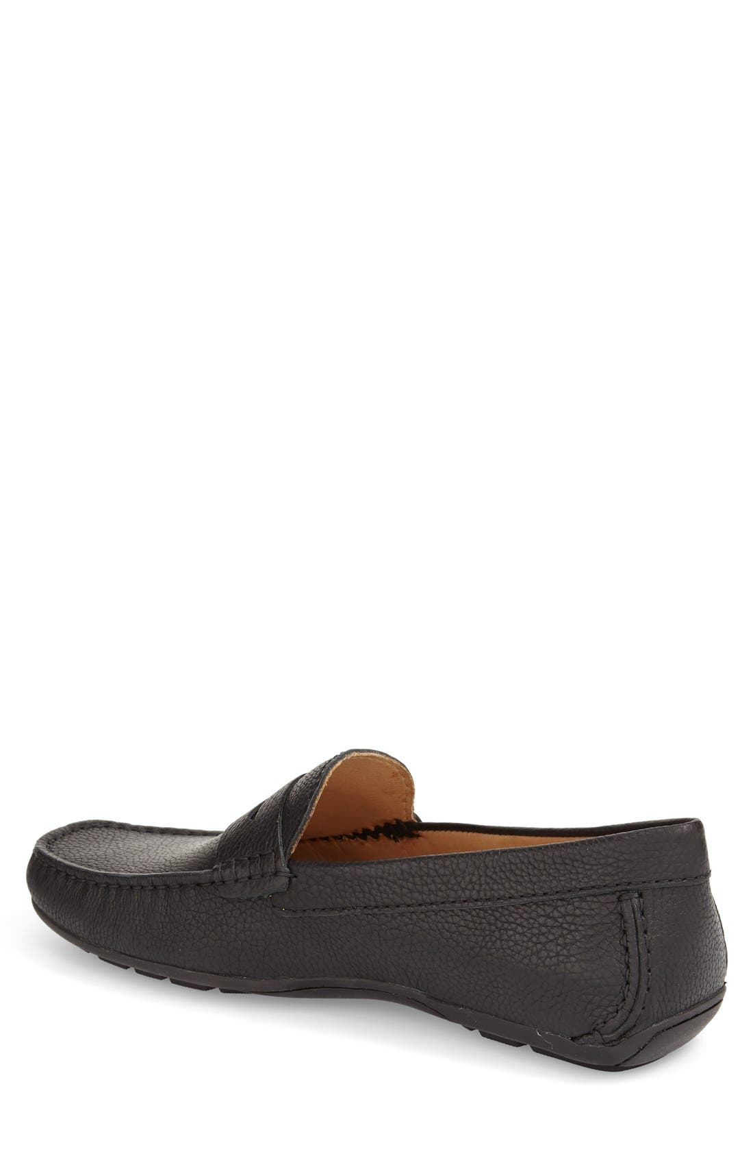 'Union Street' Penny Loafer,                             Alternate thumbnail 5, color,