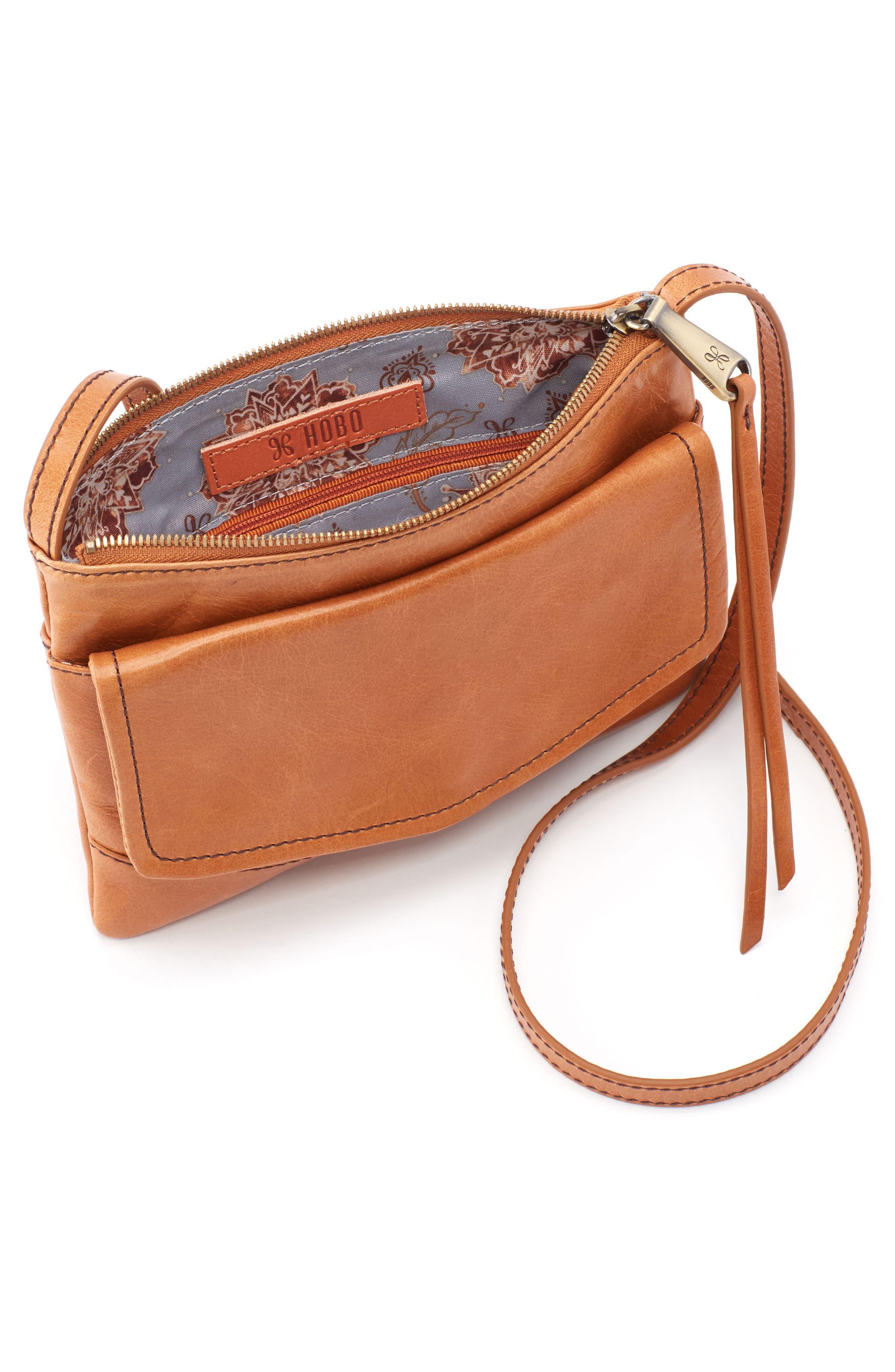 Amble Leather Crossbody Bag,                             Alternate thumbnail 13, color,