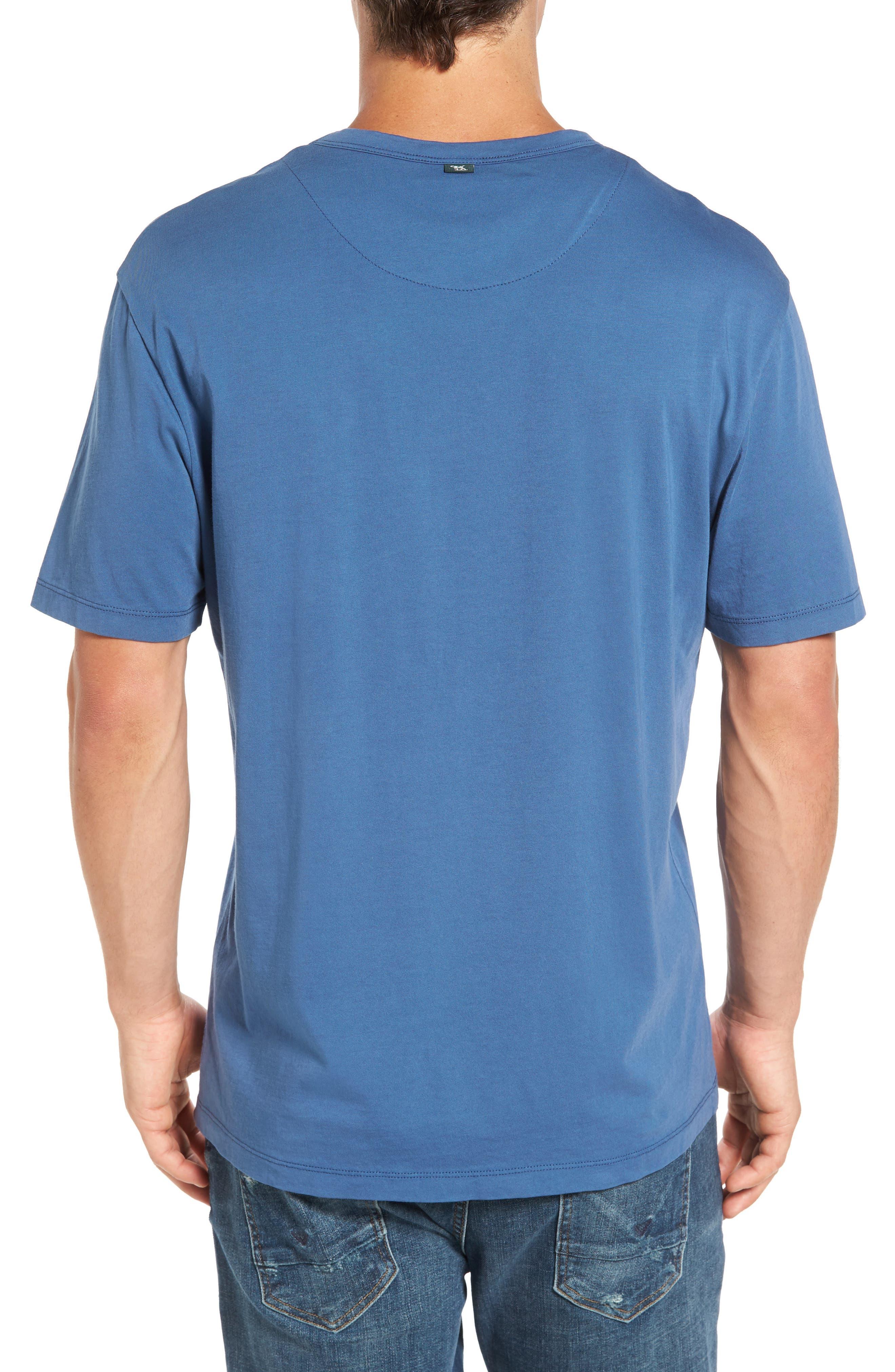Spinnaker Bay Sports Fit Crewneck T-Shirt,                             Alternate thumbnail 7, color,