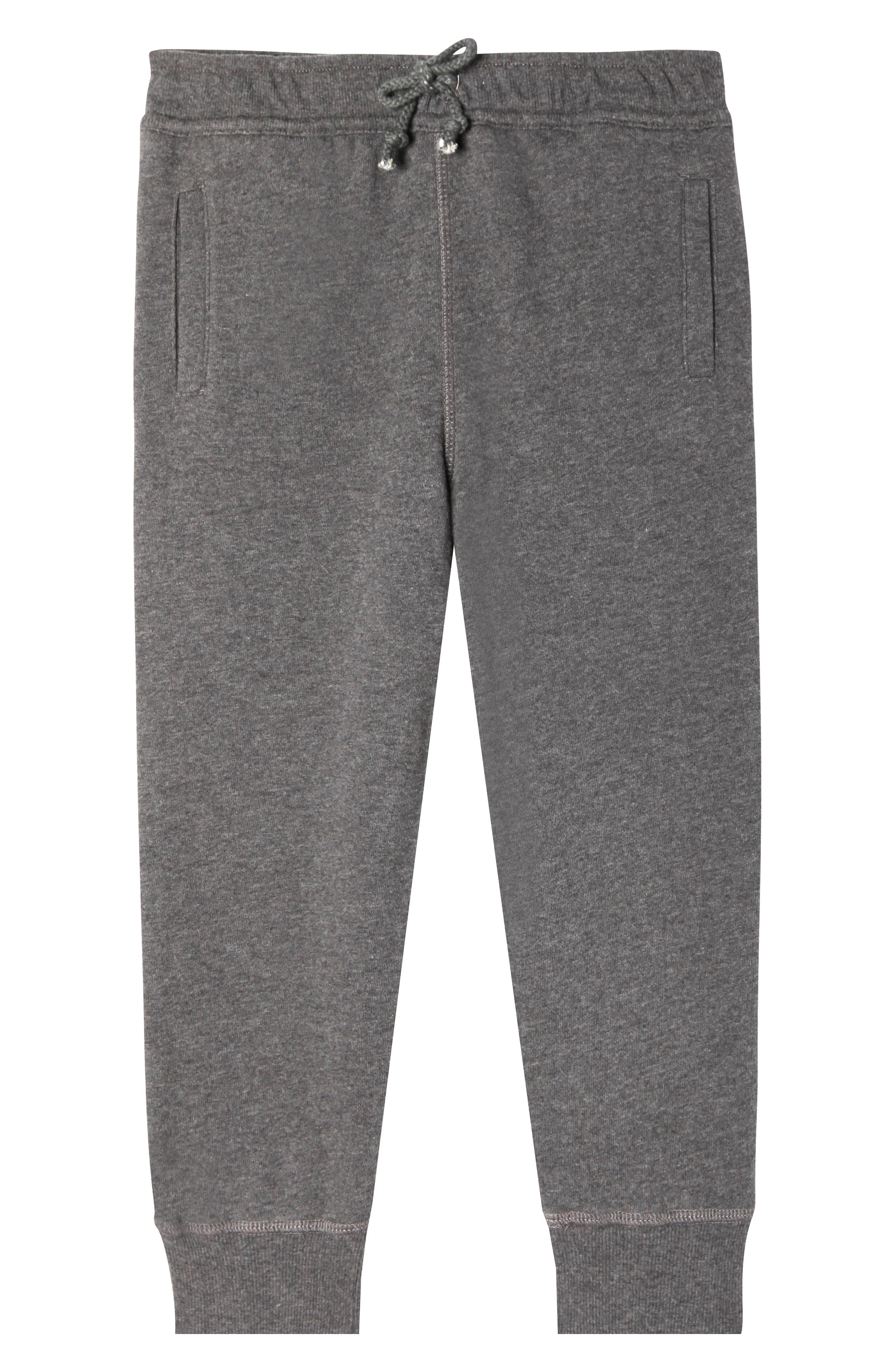 Mercer Jogger Pants,                         Main,                         color, DARK GREY