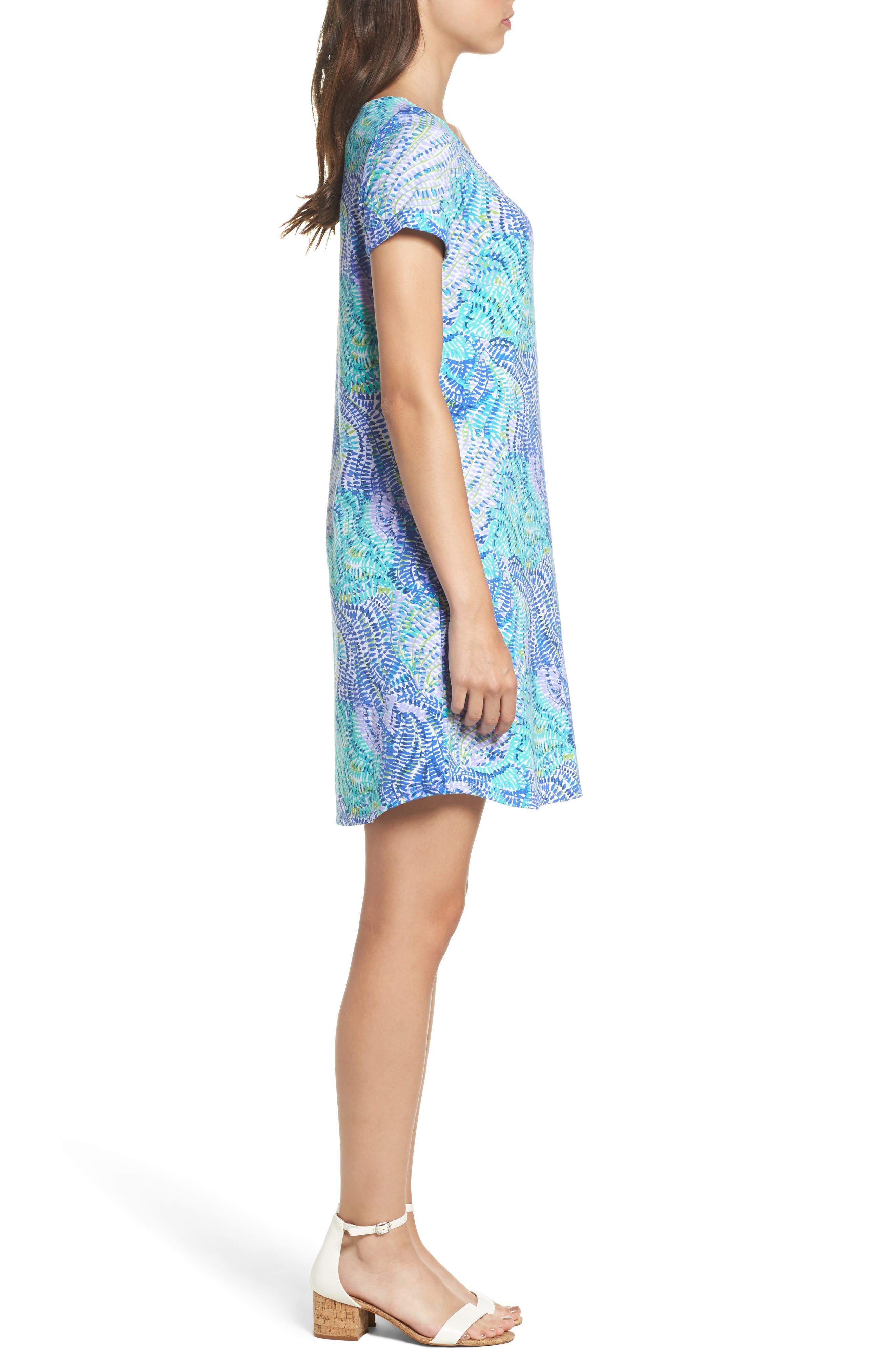 Tammy UPF 50 Dress,                             Alternate thumbnail 3, color,                             454