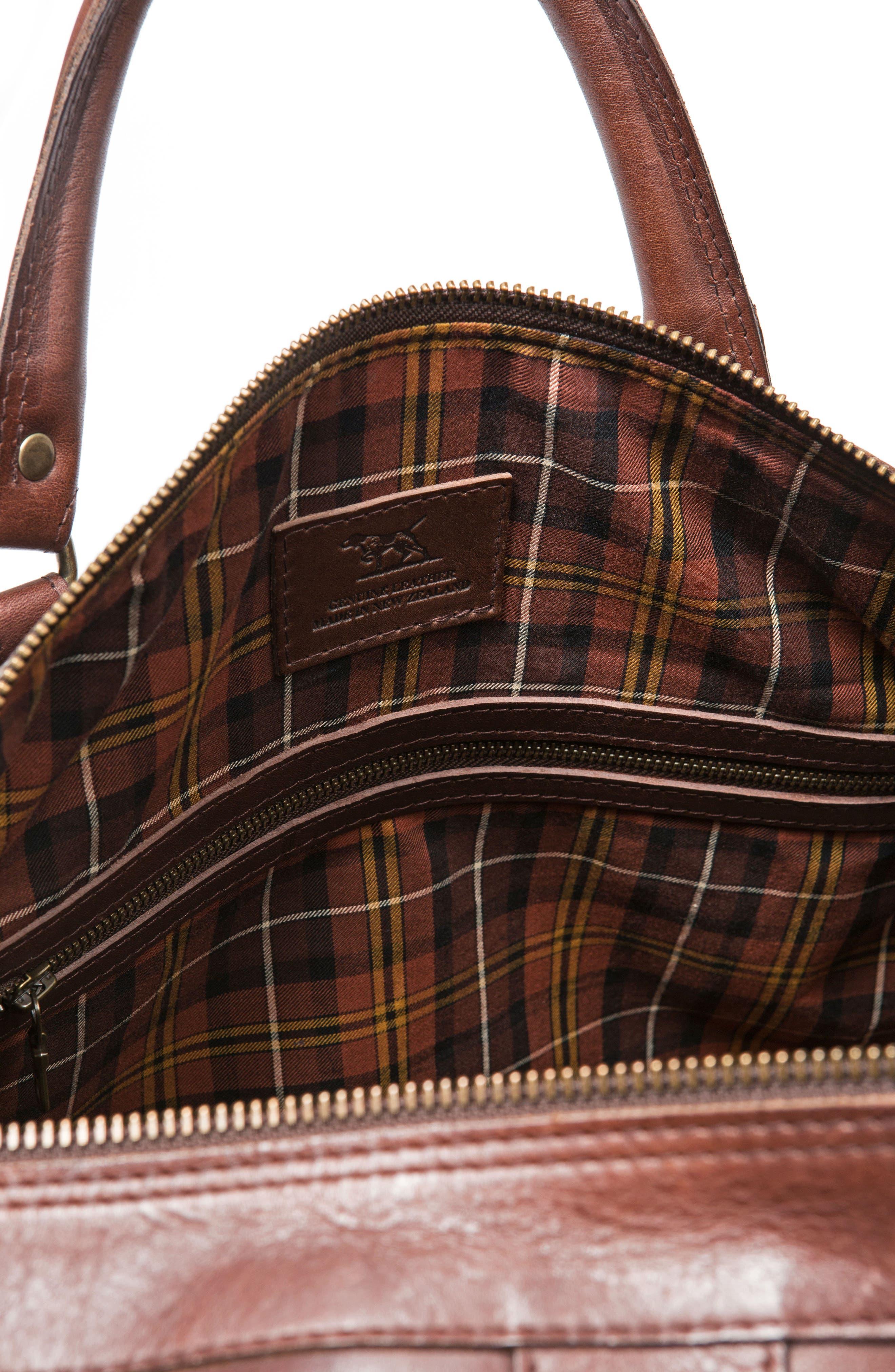 RODD & GUNN,                             Leather Duffel Bag,                             Alternate thumbnail 2, color,                             216