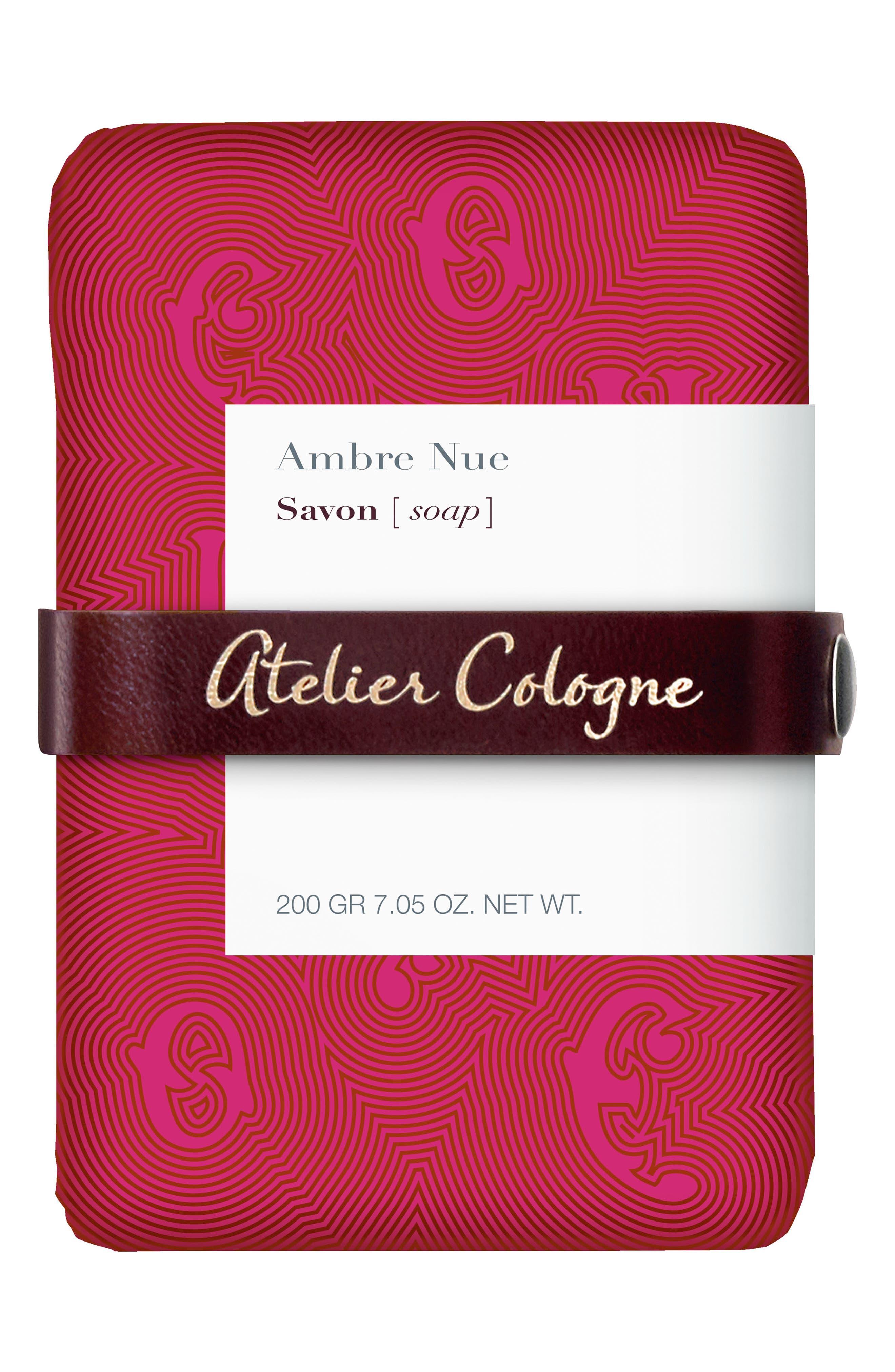 Ambre Nue Soap,                         Main,                         color, NO COLOR