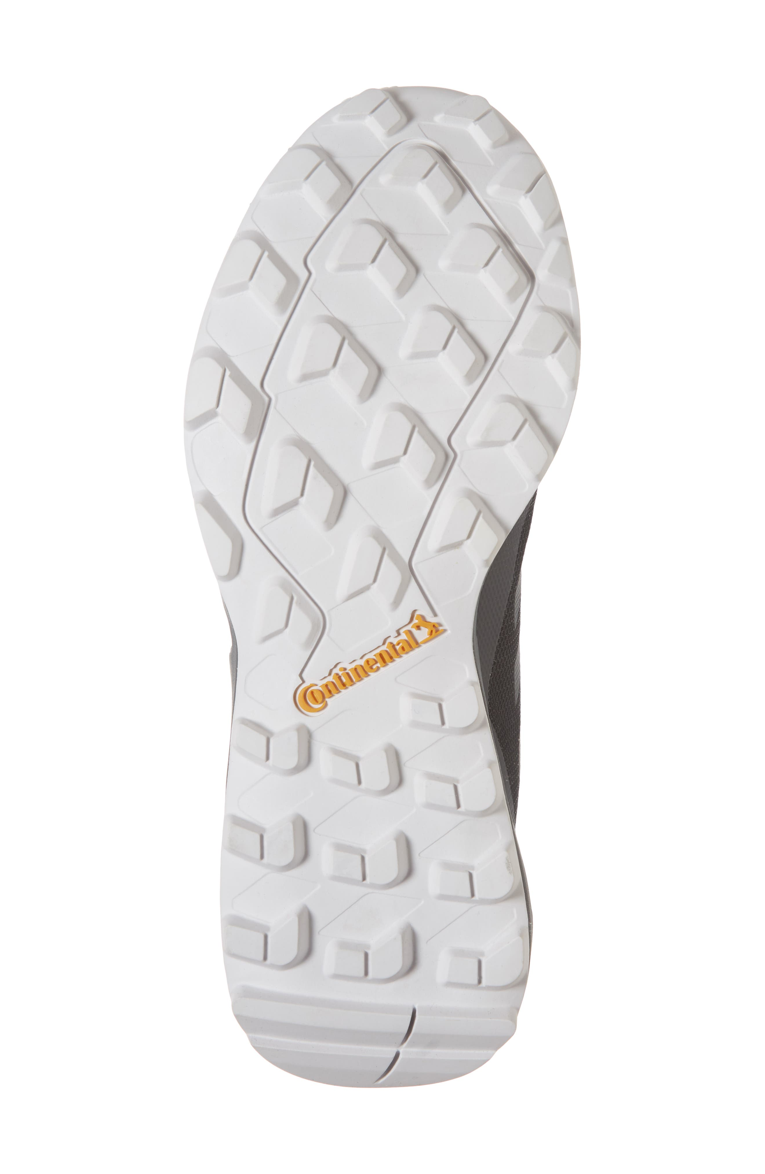 Terrex Fast GTX<sup>®</sup> Surround Hiking Shoe,                             Alternate thumbnail 6, color,                             BLACK/ GREY FIVE/ CHALK CORAL