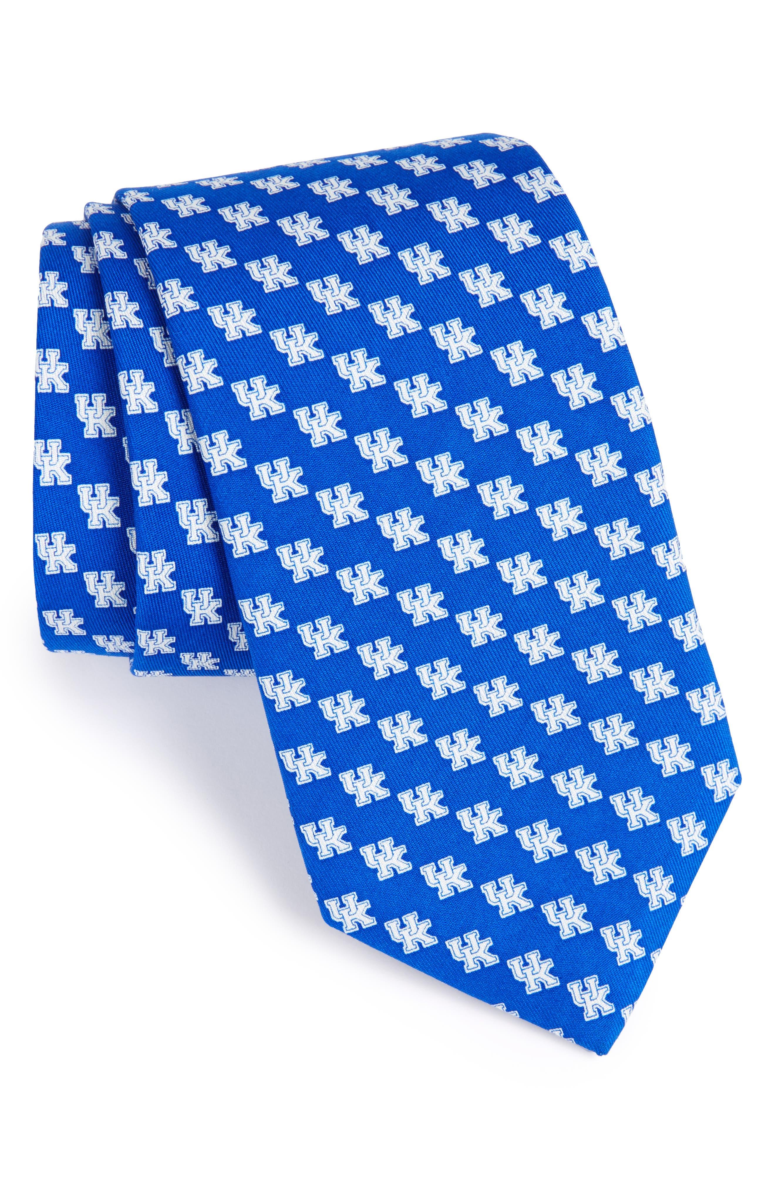 University of Kentucky Silk Tie,                         Main,                         color, 420