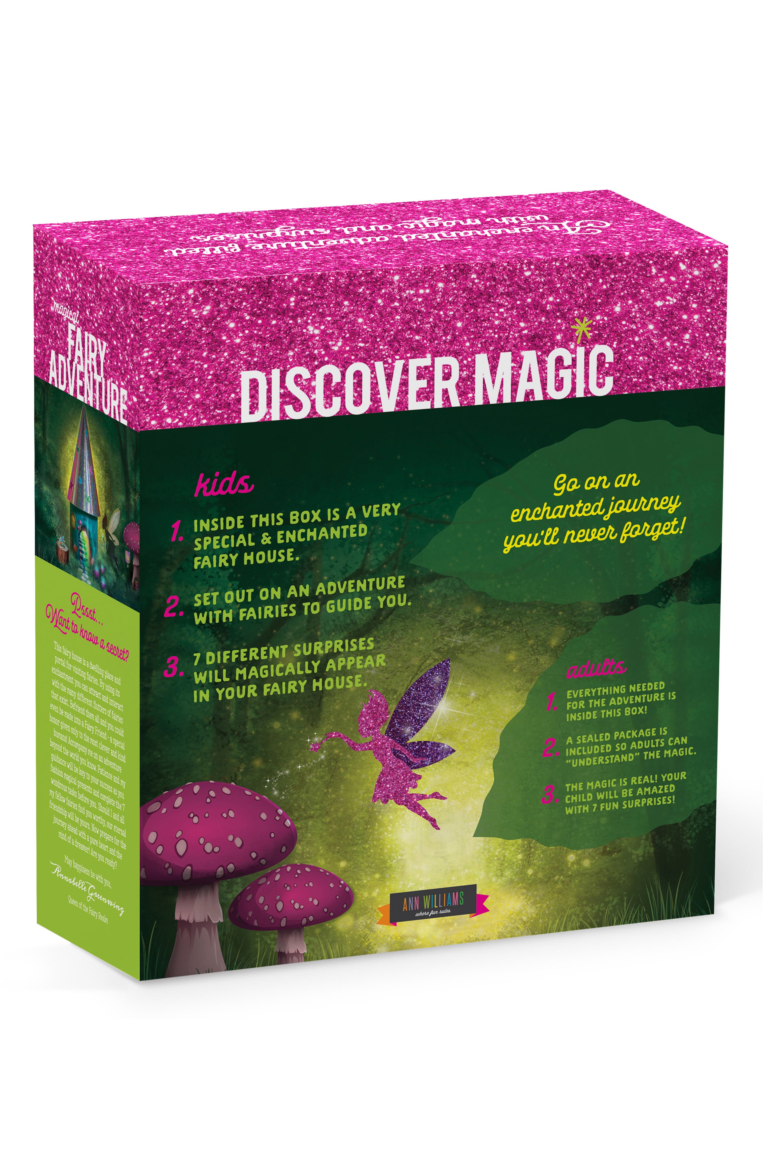Magical Fairy Adventure Craft Kit,                             Alternate thumbnail 2, color,                             960