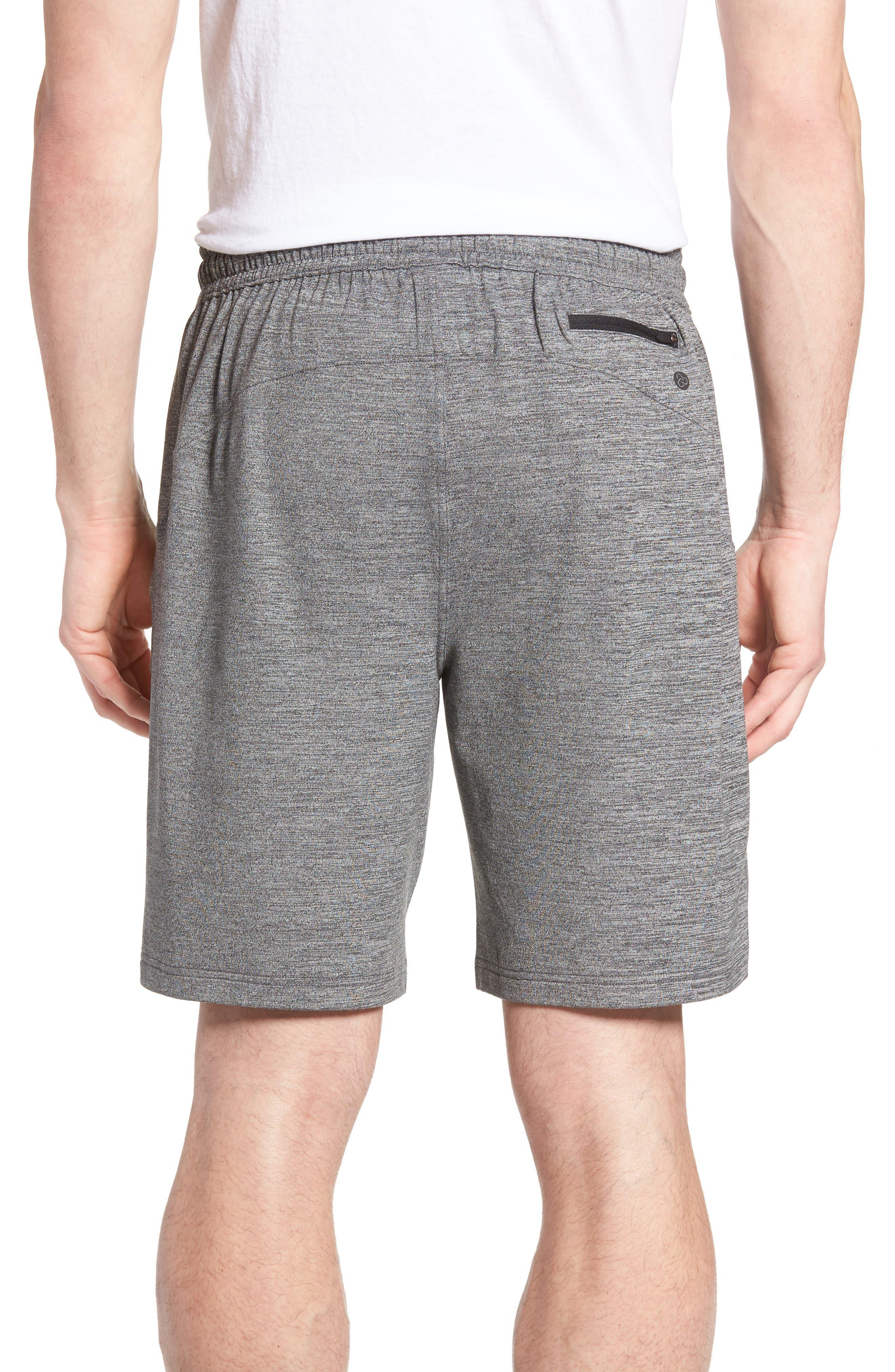 Pyrite Knit Shorts,                             Alternate thumbnail 8, color,