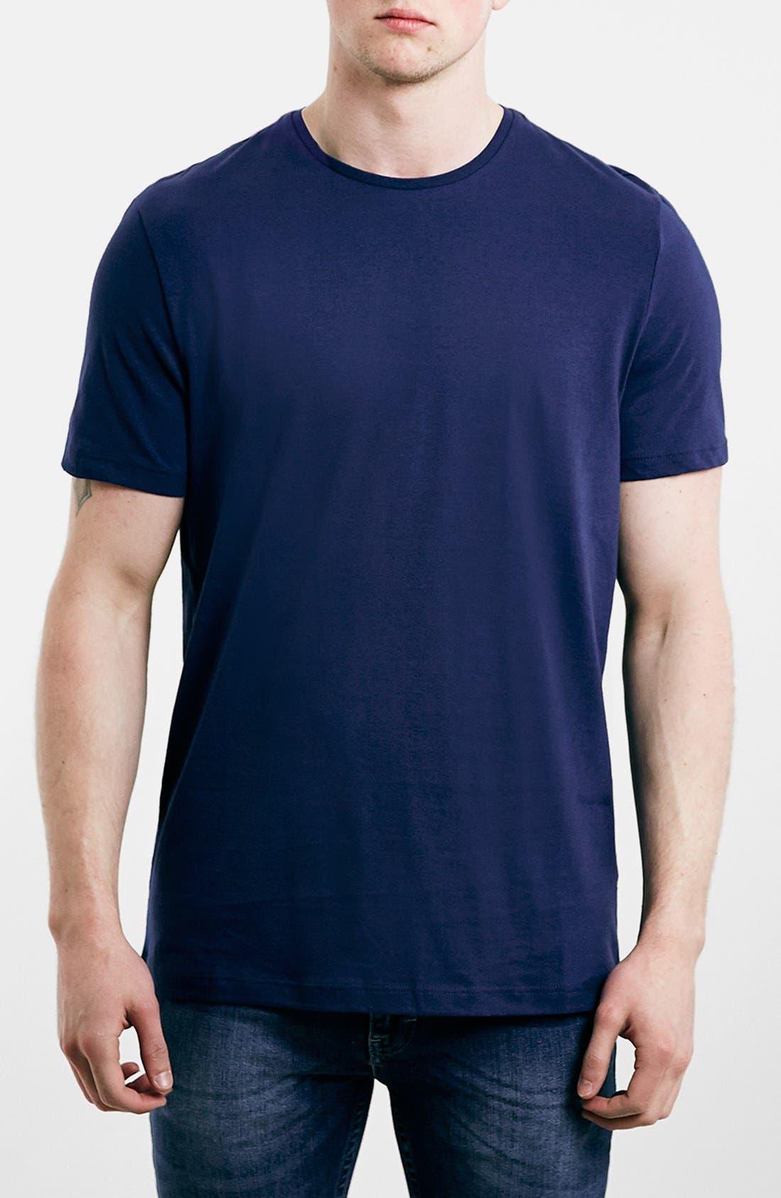 Slim Fit Crewneck T-Shirt,                             Main thumbnail 57, color,