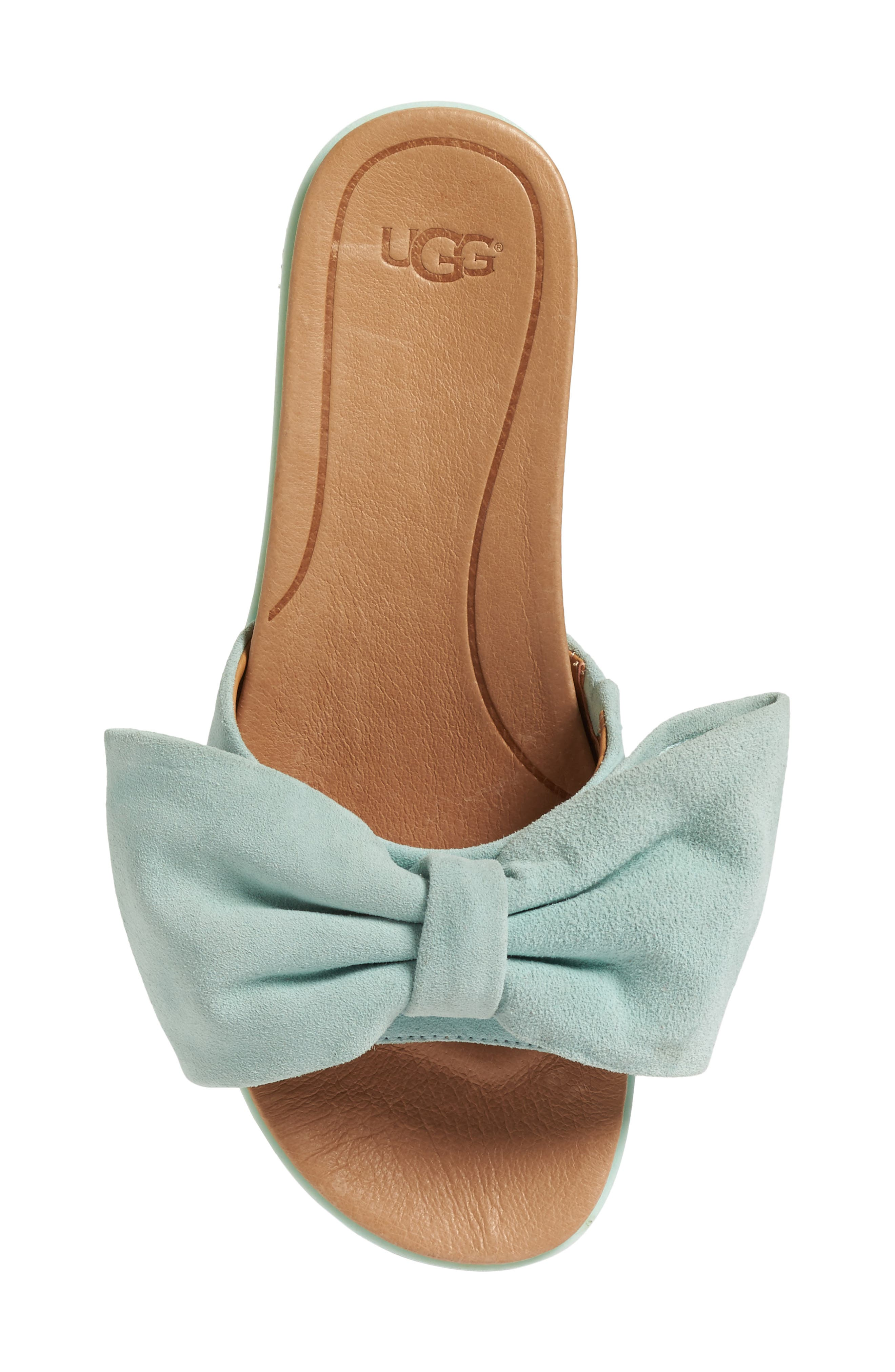 UGG<SUP>®</SUP>,                             Joan Platform Sandal,                             Alternate thumbnail 5, color,                             450
