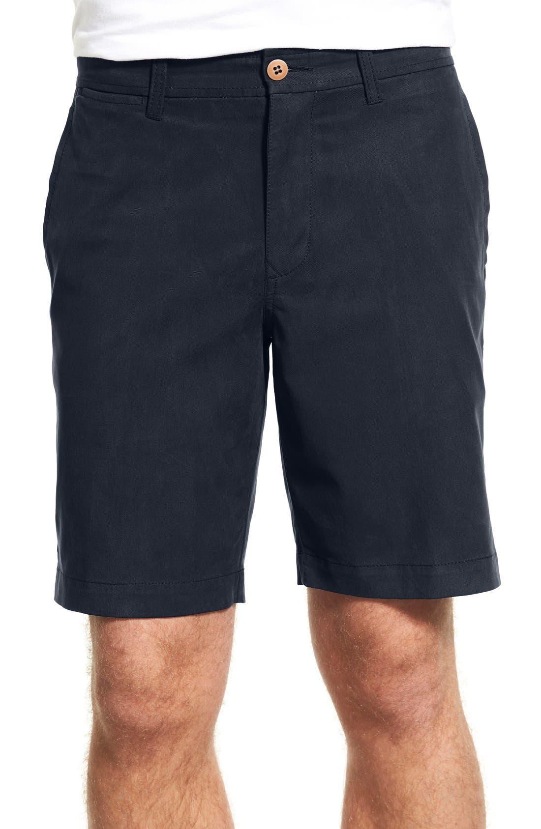 'Offshore' Flat Front Shorts,                             Main thumbnail 11, color,