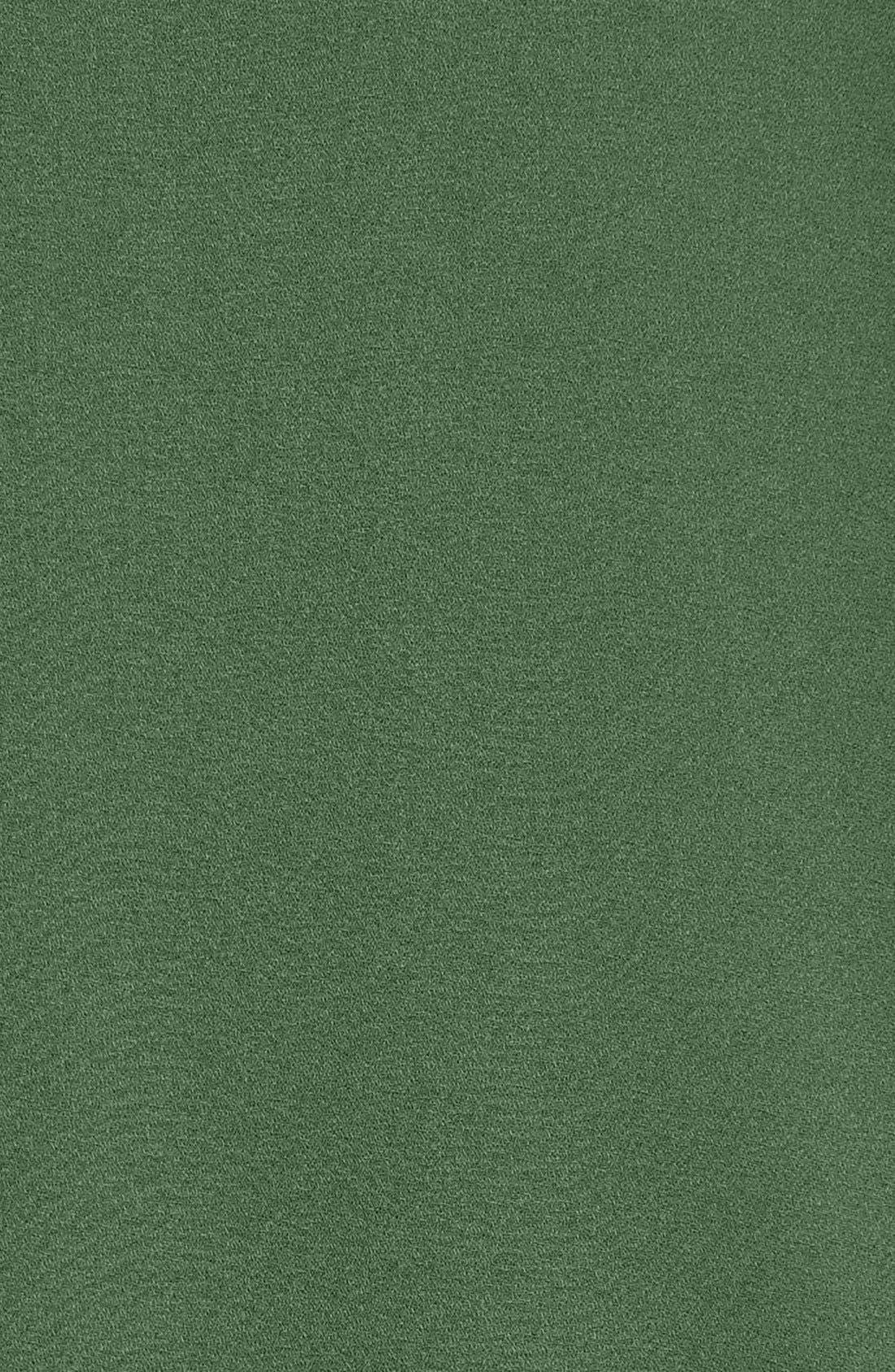 Cuff Sleeve Woven Tee,                             Alternate thumbnail 141, color,