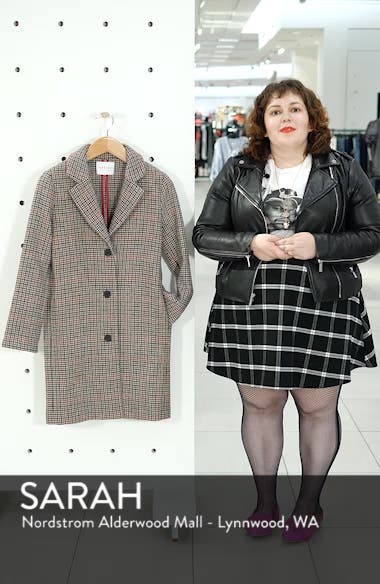 Houndstooth Car Coat, sales video thumbnail