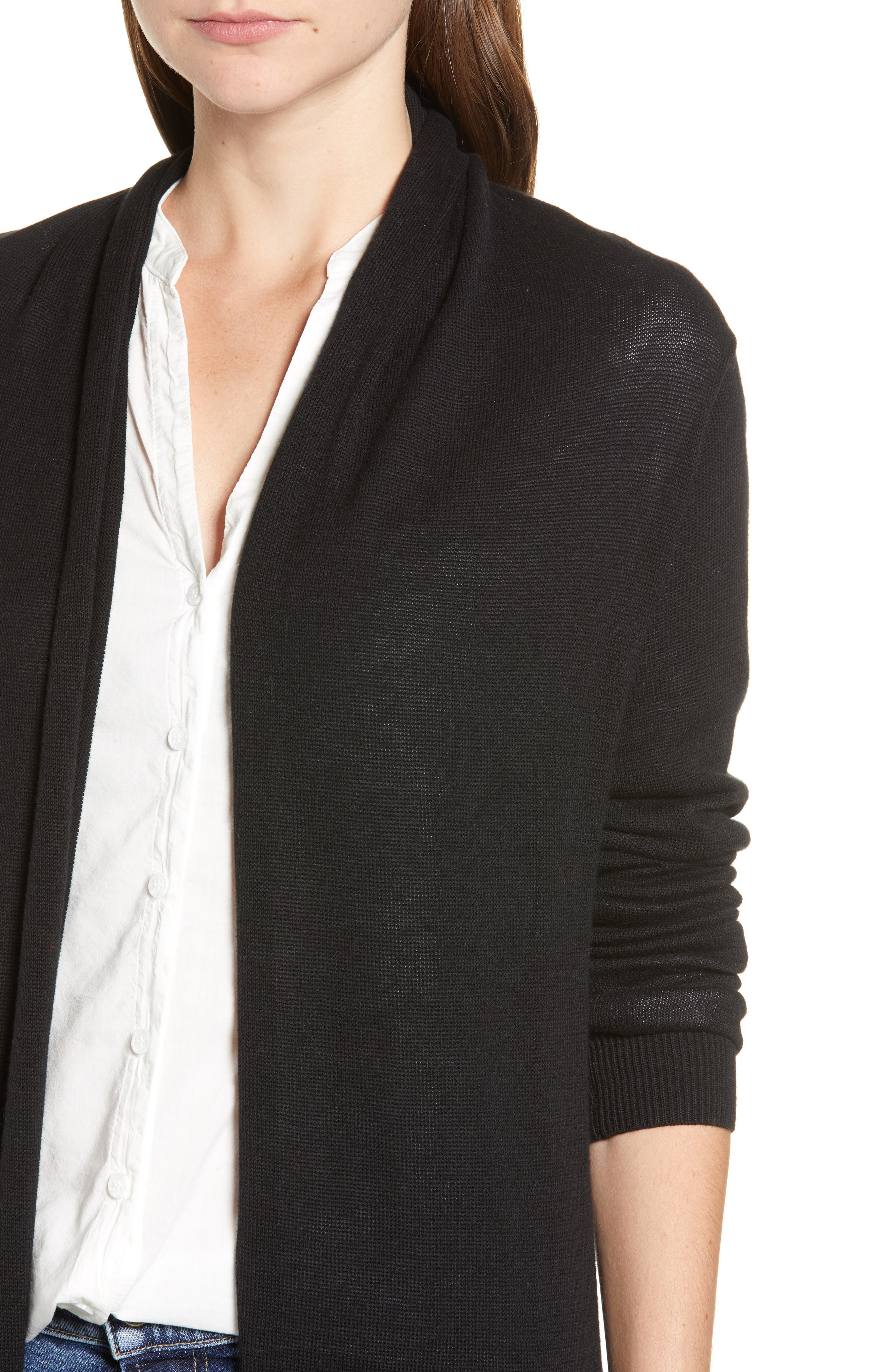 Cocoon Cardigan,                             Alternate thumbnail 7, color,