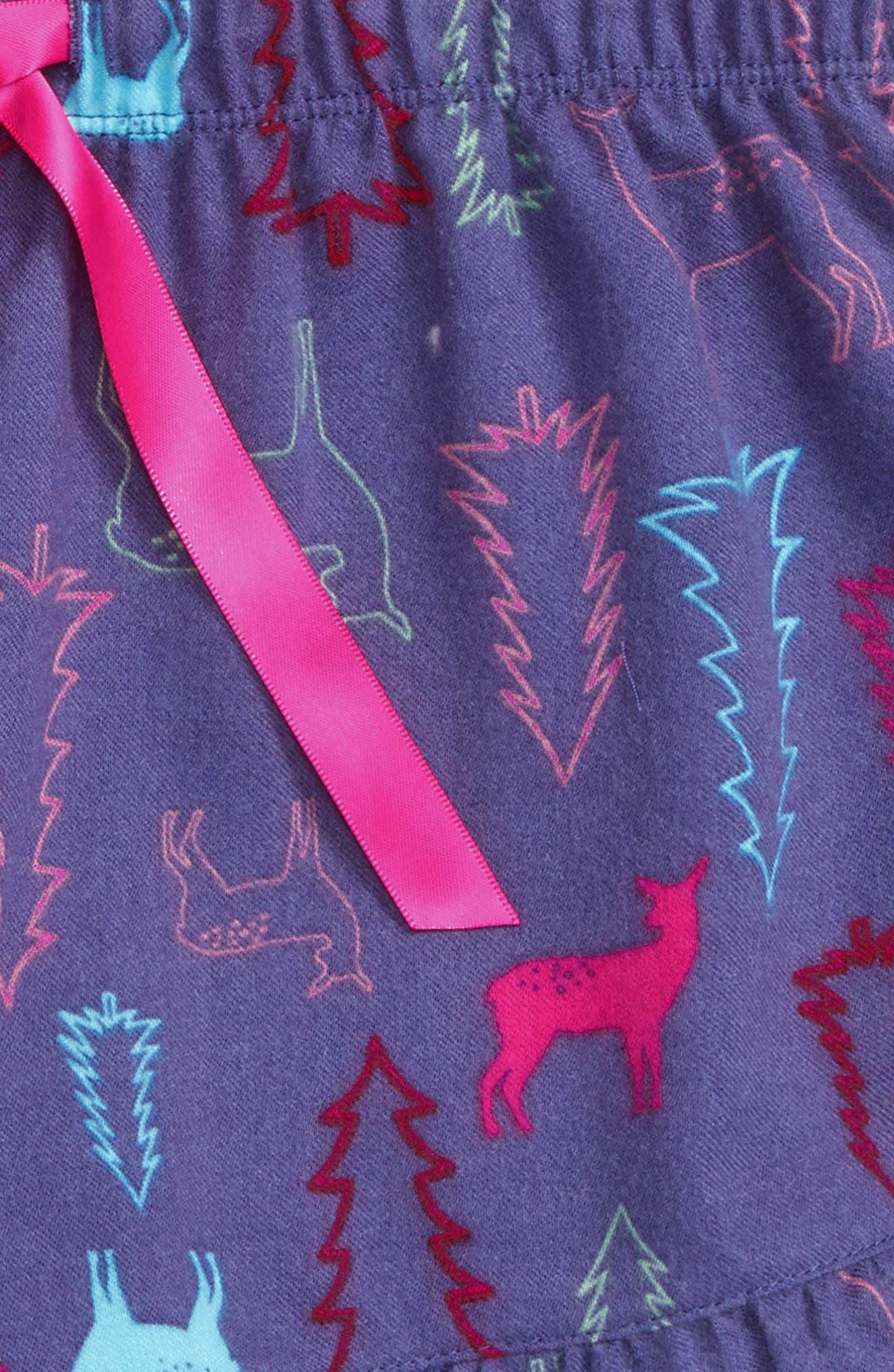 Flannel Shorts,                             Main thumbnail 2, color,