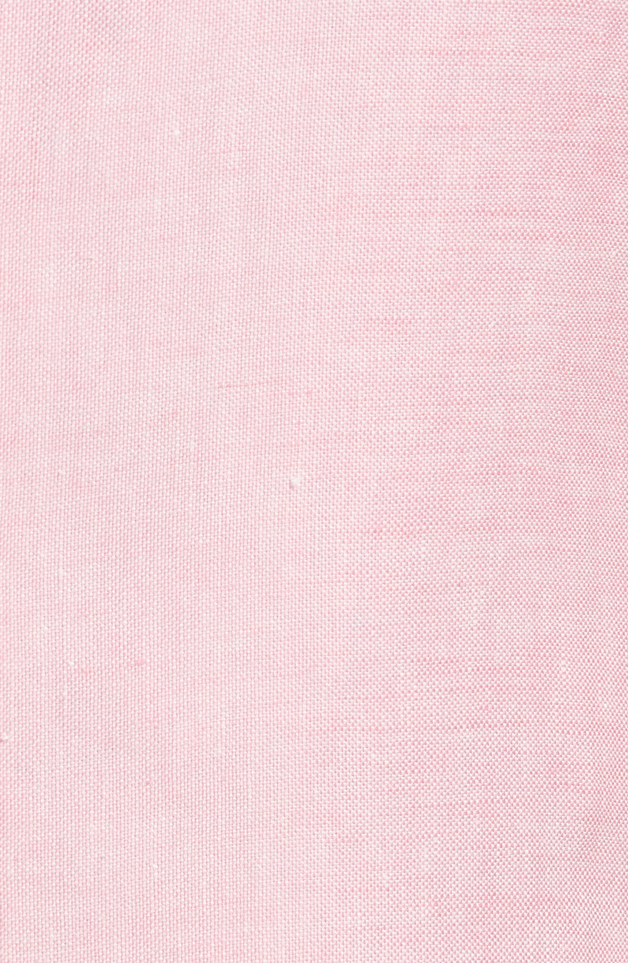 Unconstructed Linen Blazer,                             Alternate thumbnail 18, color,