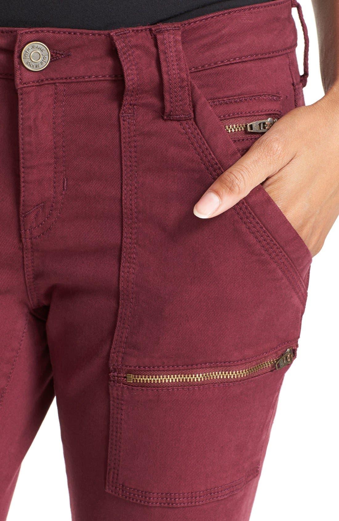 Park Skinny Pants,                             Alternate thumbnail 34, color,