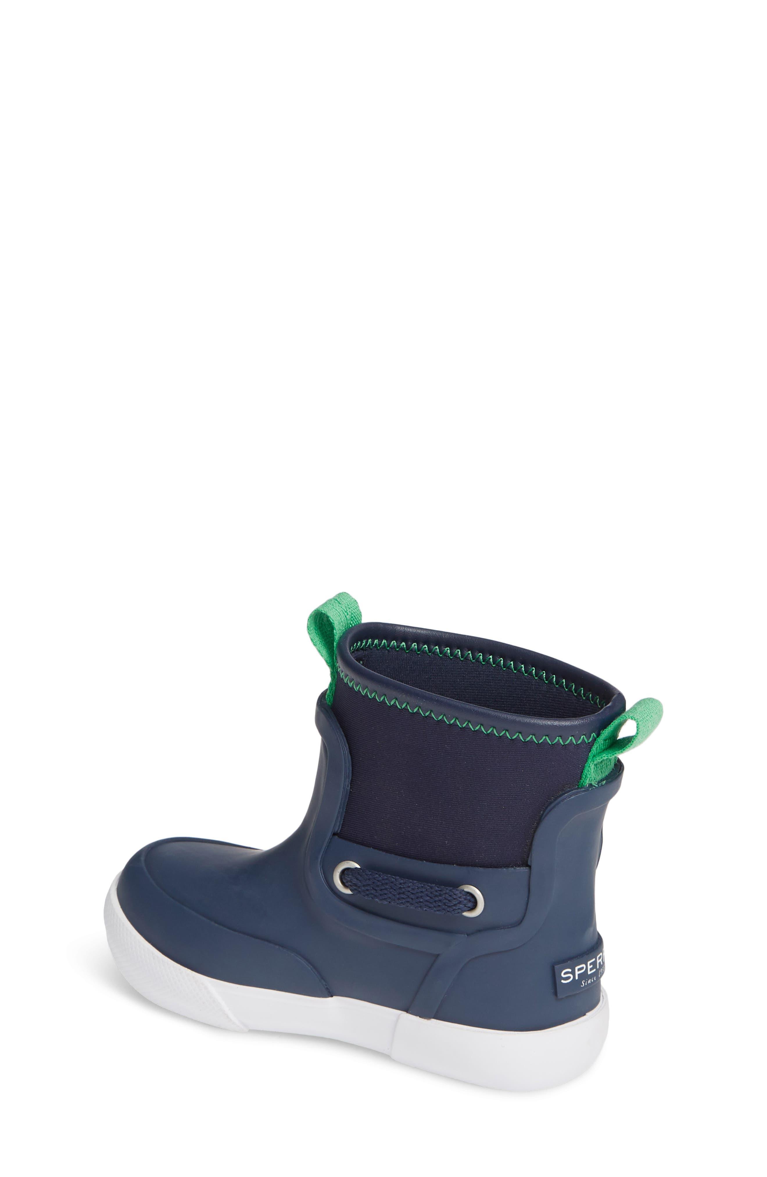 Seawall Boot,                             Alternate thumbnail 2, color,                             NAVY
