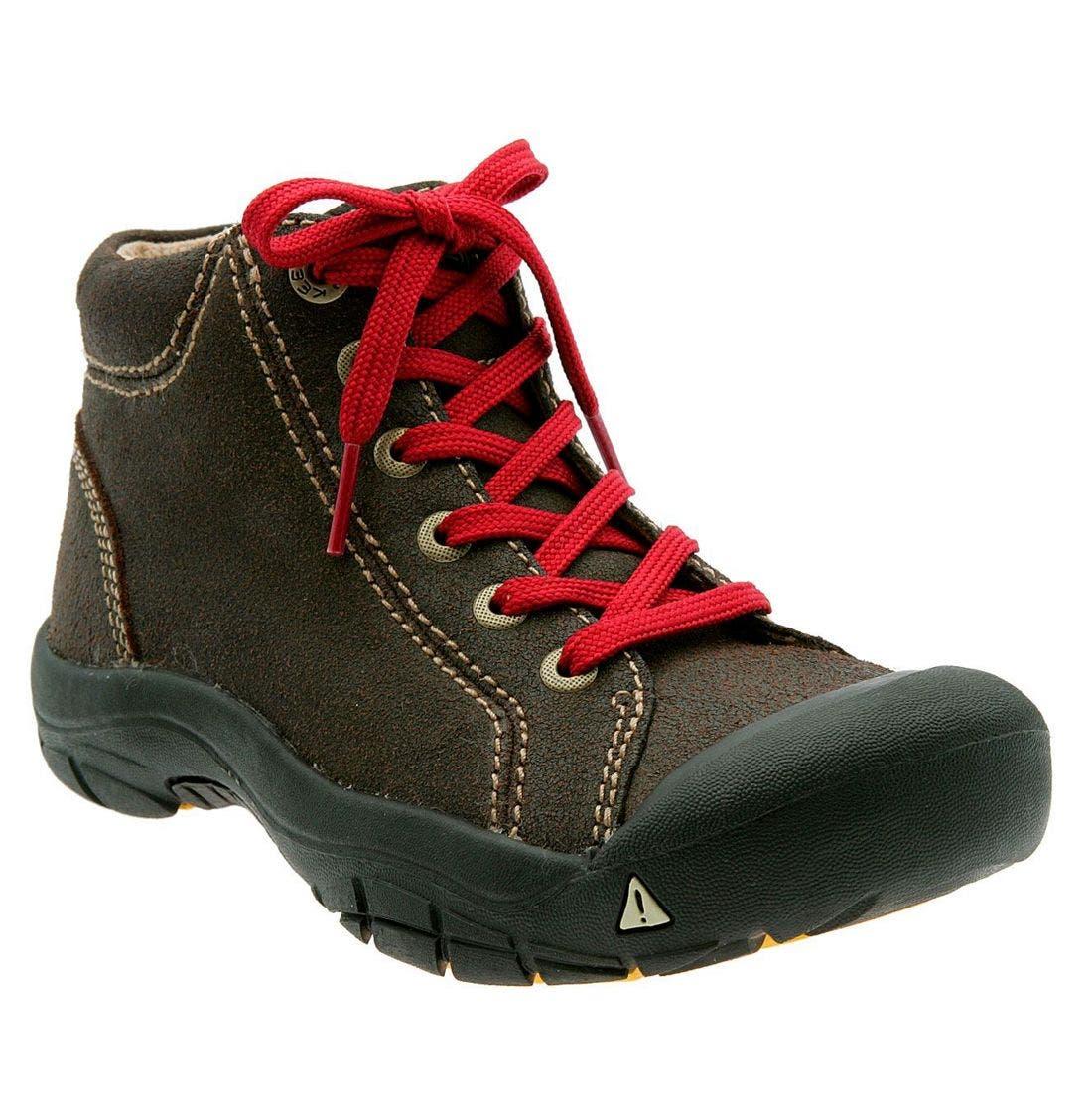 KEEN 'Briggs' Mid Boot, Main, color, DBR