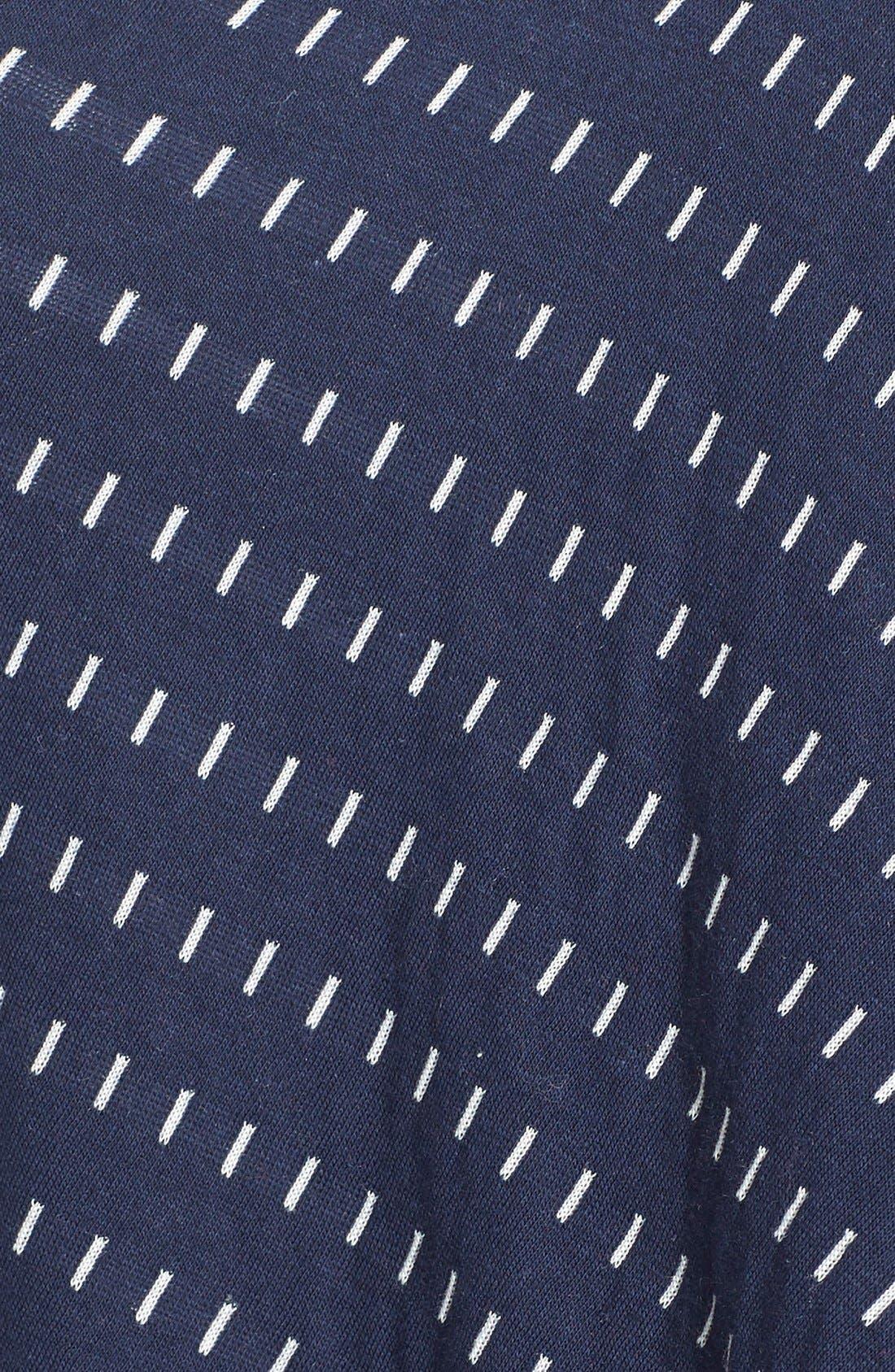 One-Button Fleece Cardigan,                             Alternate thumbnail 181, color,
