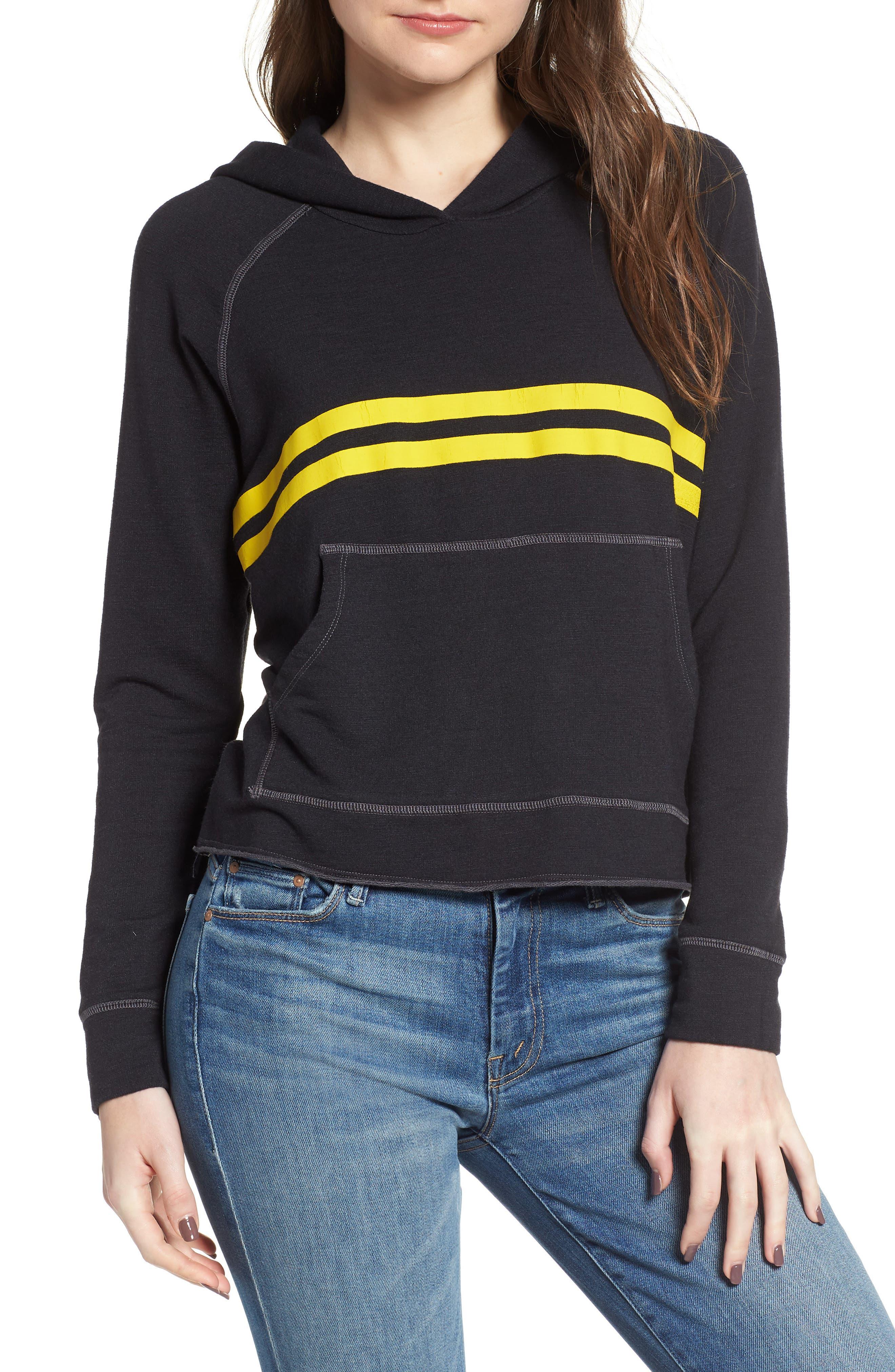 Stripe Hoodie,                         Main,                         color, 001