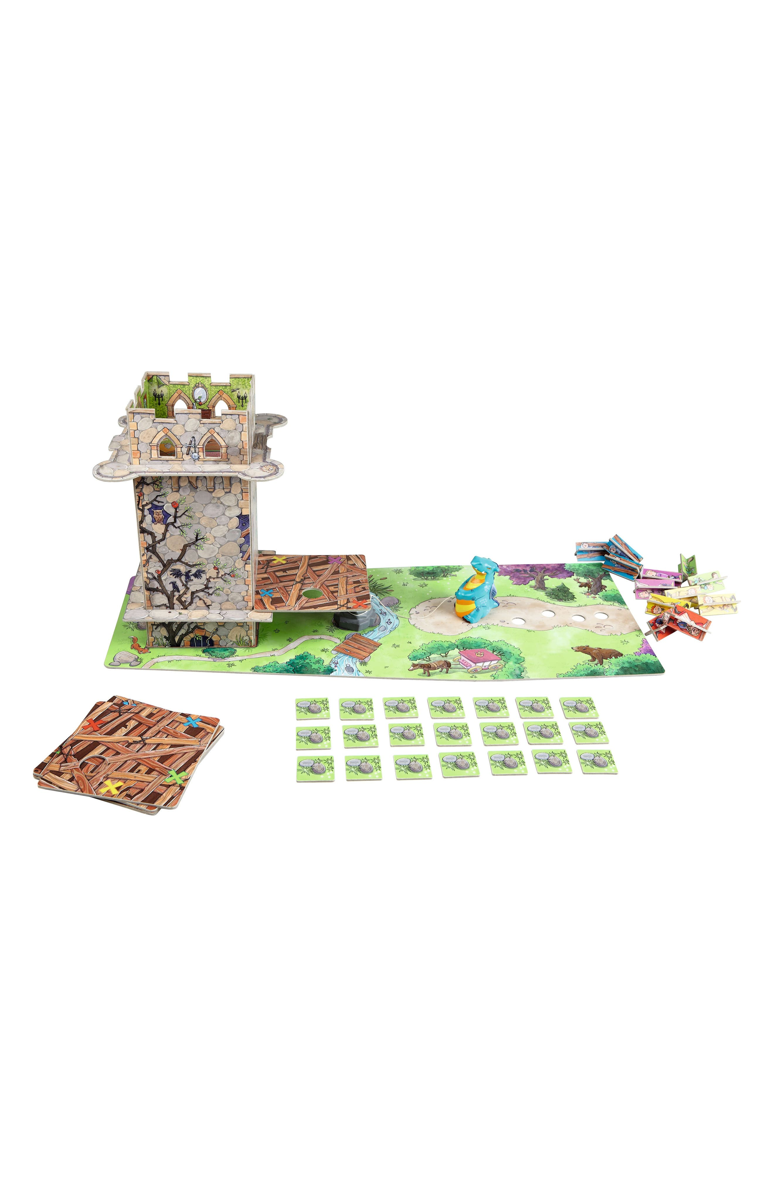 Dragon Tower 3D Memory Game,                         Main,                         color, 700