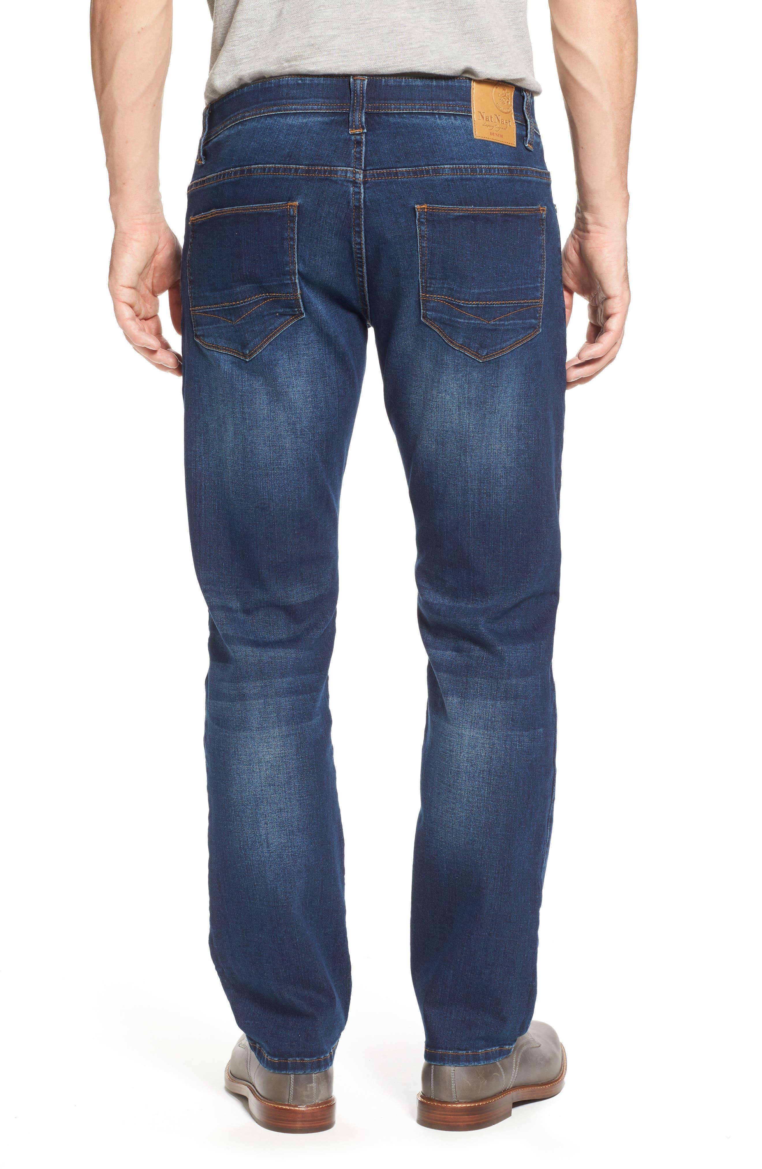 Maverick Stretch Slim Fit Jeans,                             Alternate thumbnail 2, color,                             400