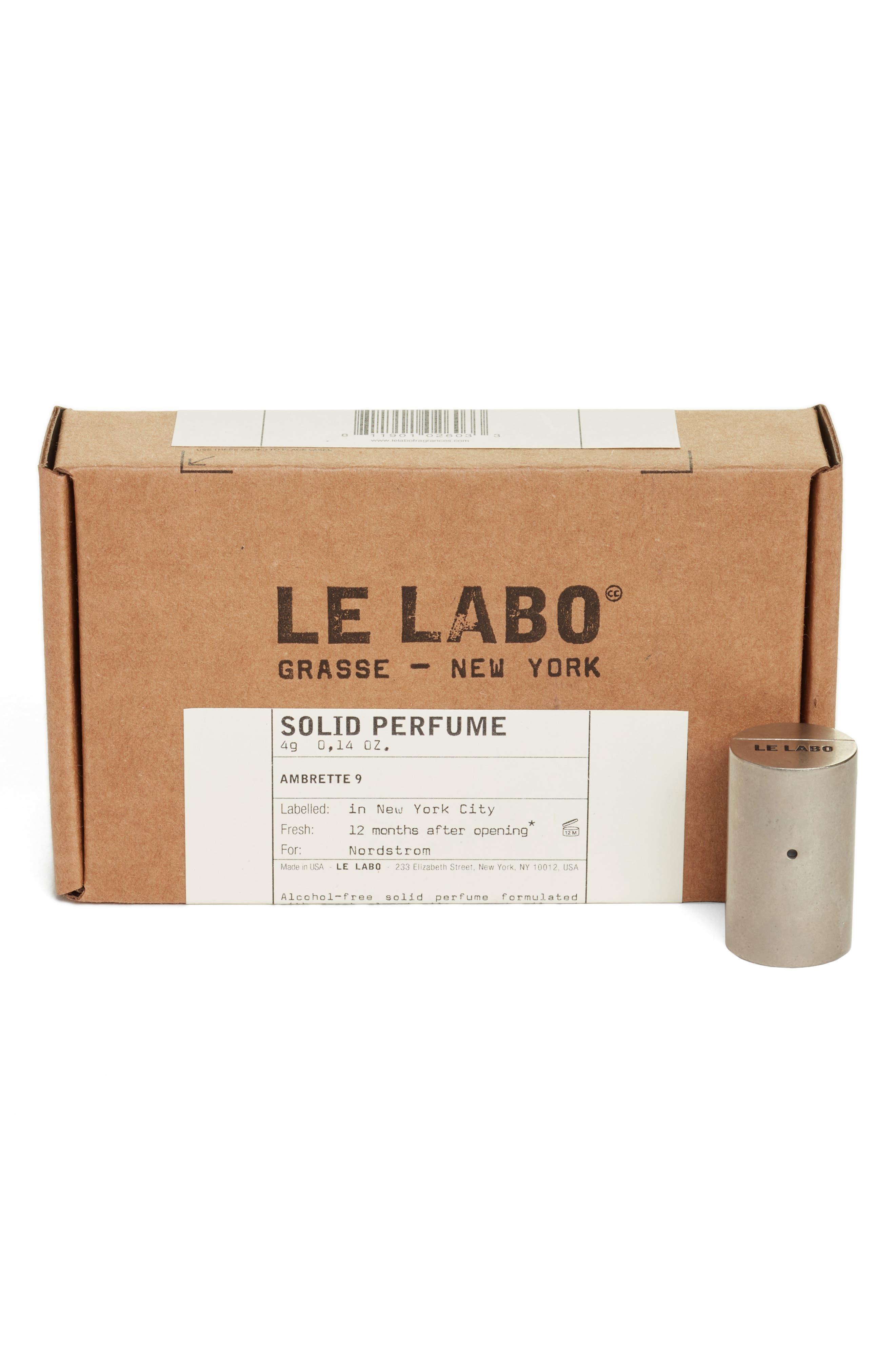 'Ambrette 9' Solid Perfume,                             Alternate thumbnail 5, color,                             000