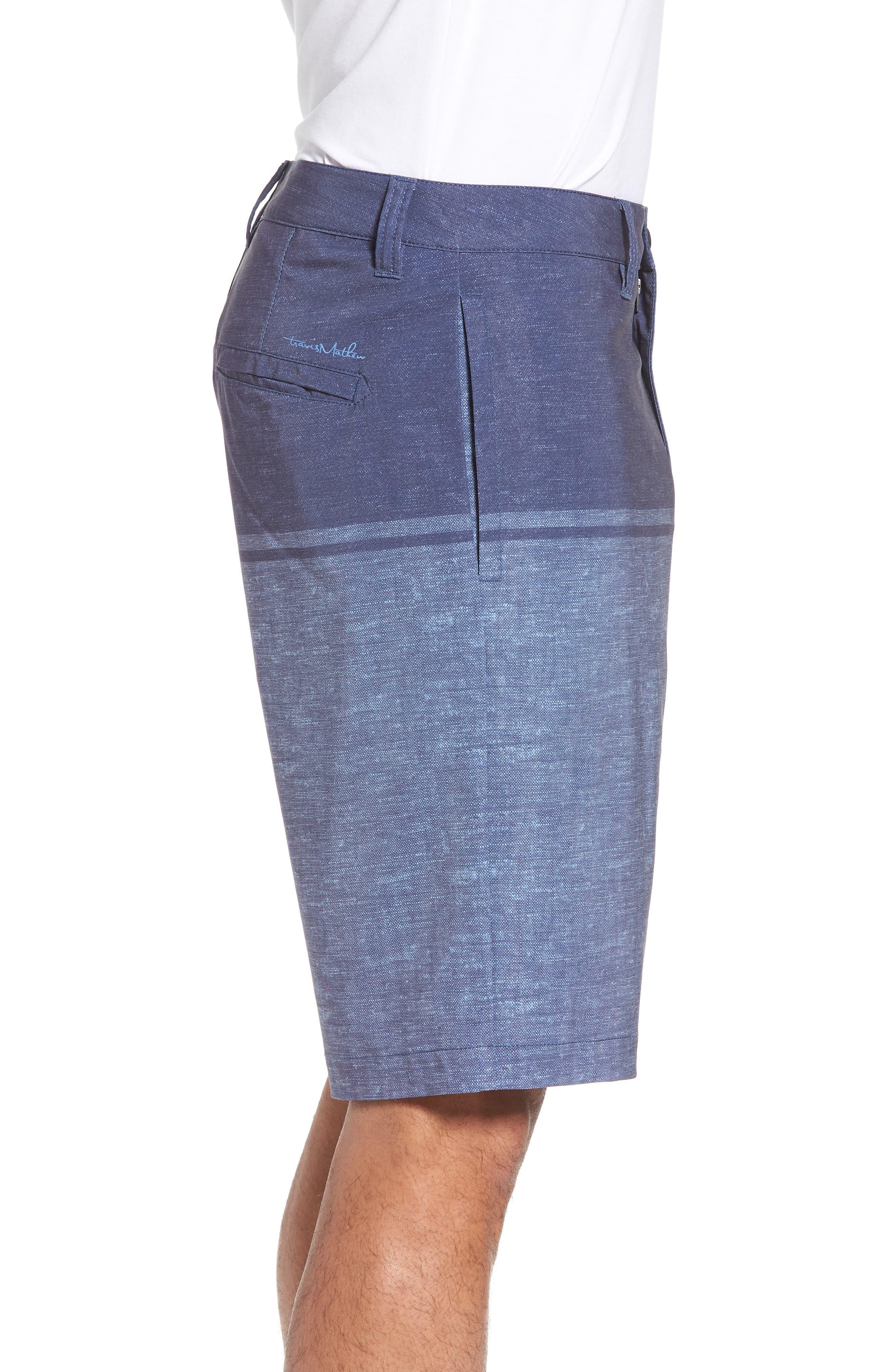 Peale Hybrid Shorts,                             Alternate thumbnail 6, color,