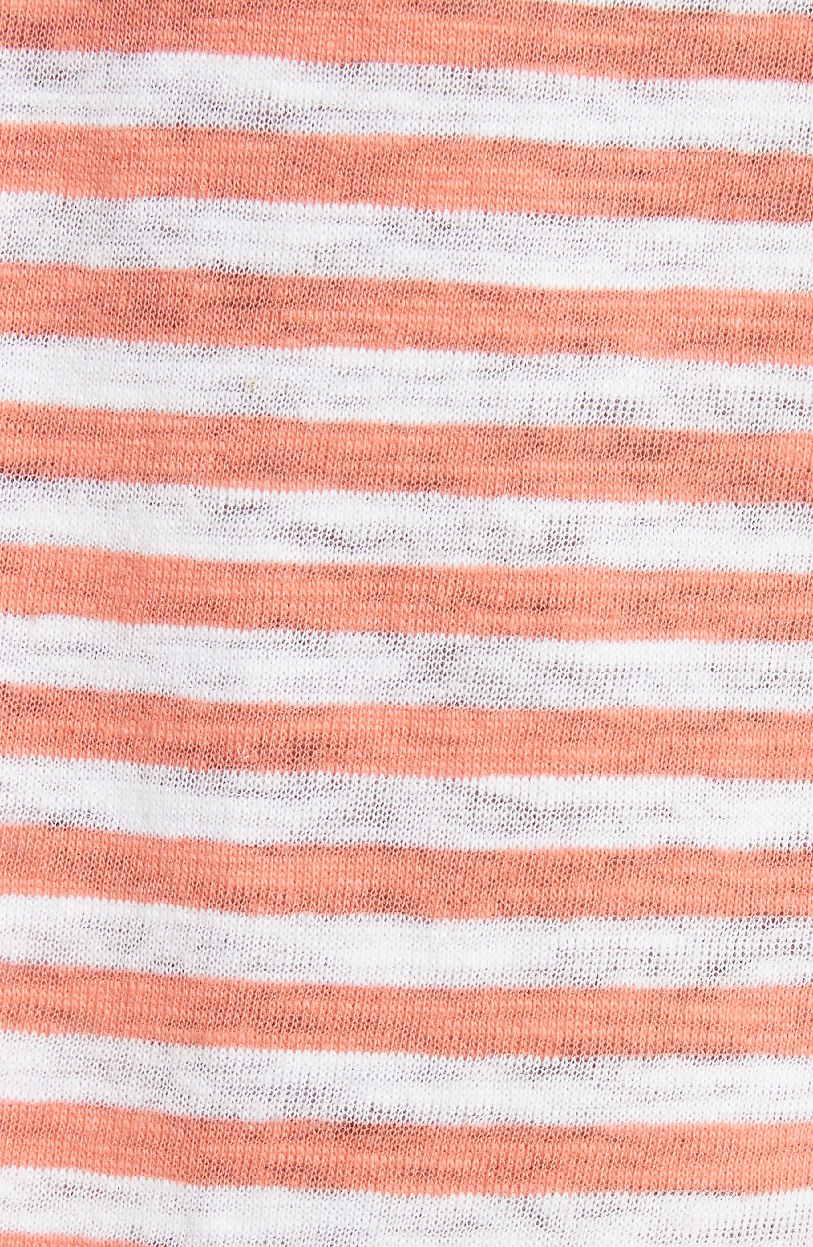 Take Me Stripe Tee,                             Alternate thumbnail 20, color,