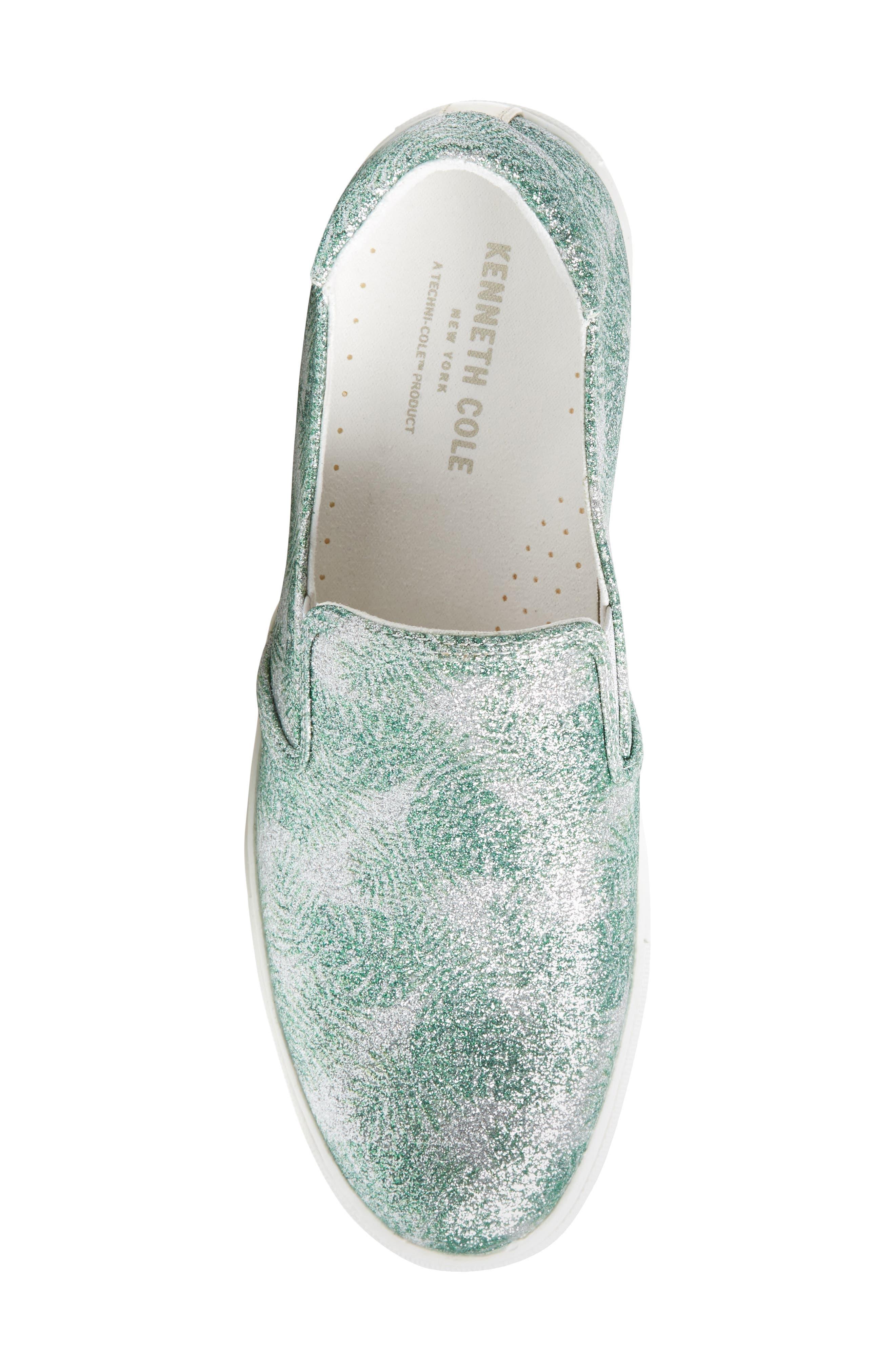 Joanie Slip-On Platform Sneaker,                             Alternate thumbnail 51, color,