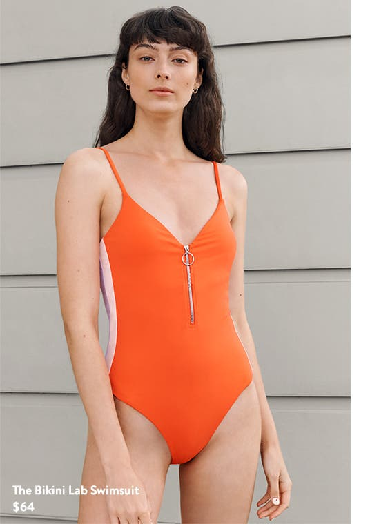 e5aeefde0a4 How to wear swimwear as daywear: go for a matched set.