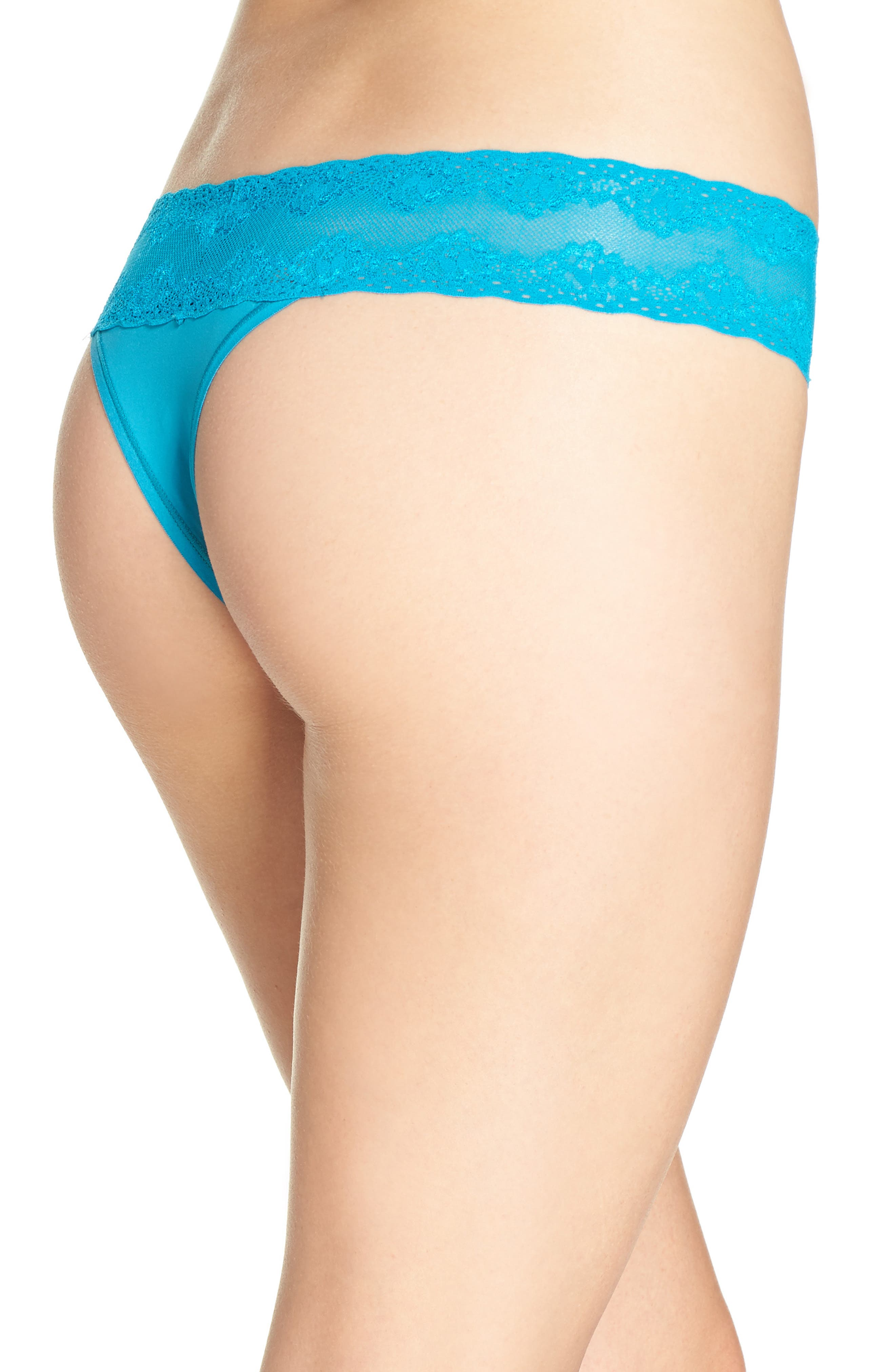 Bliss Perfection Thong,                             Alternate thumbnail 169, color,