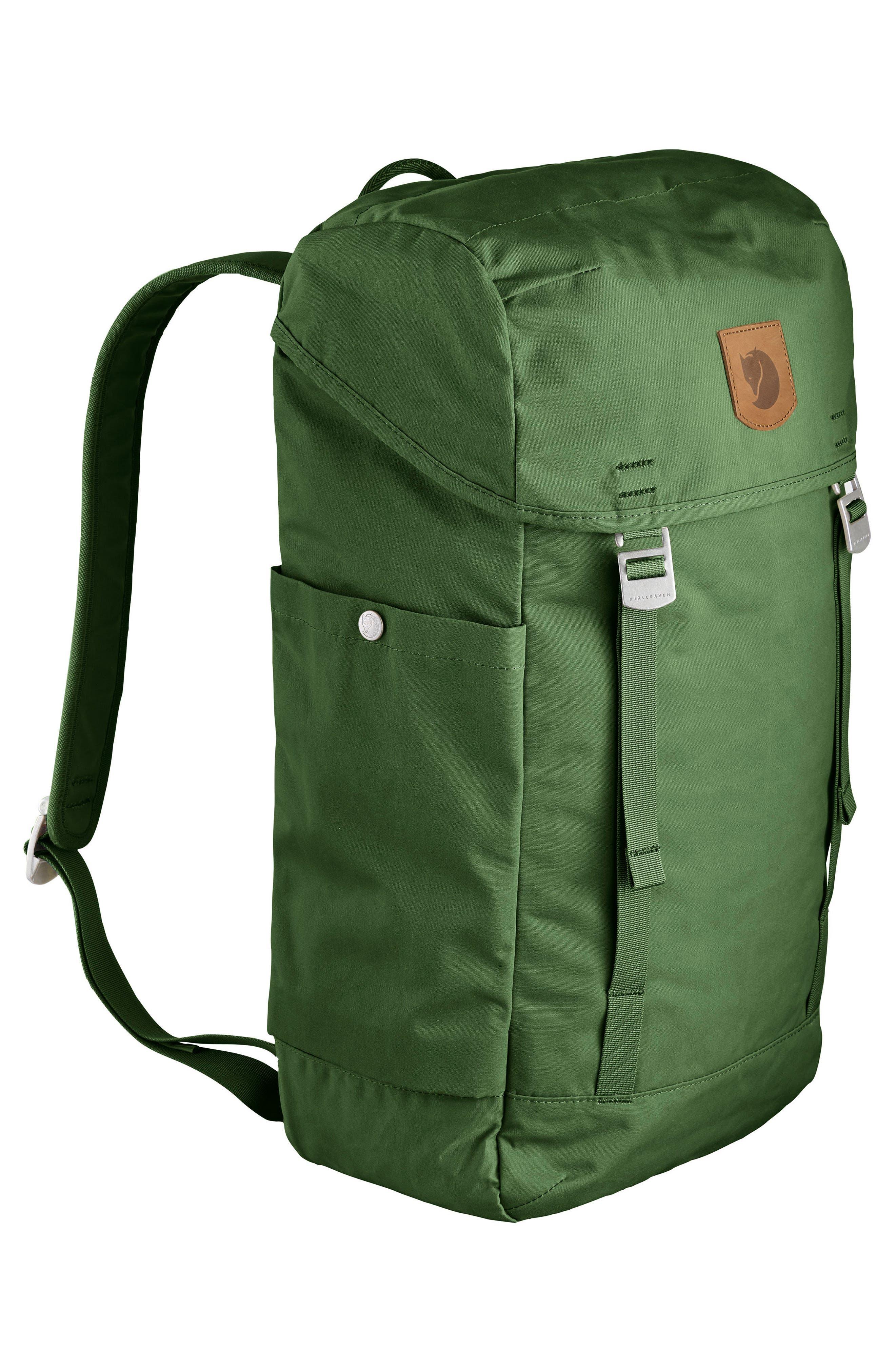 Greenland Large Backpack,                             Alternate thumbnail 3, color,                             FERN