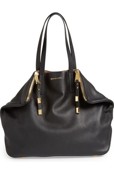 1b61599bce17e Michael Kors  Large Miranda  Leather Shopper