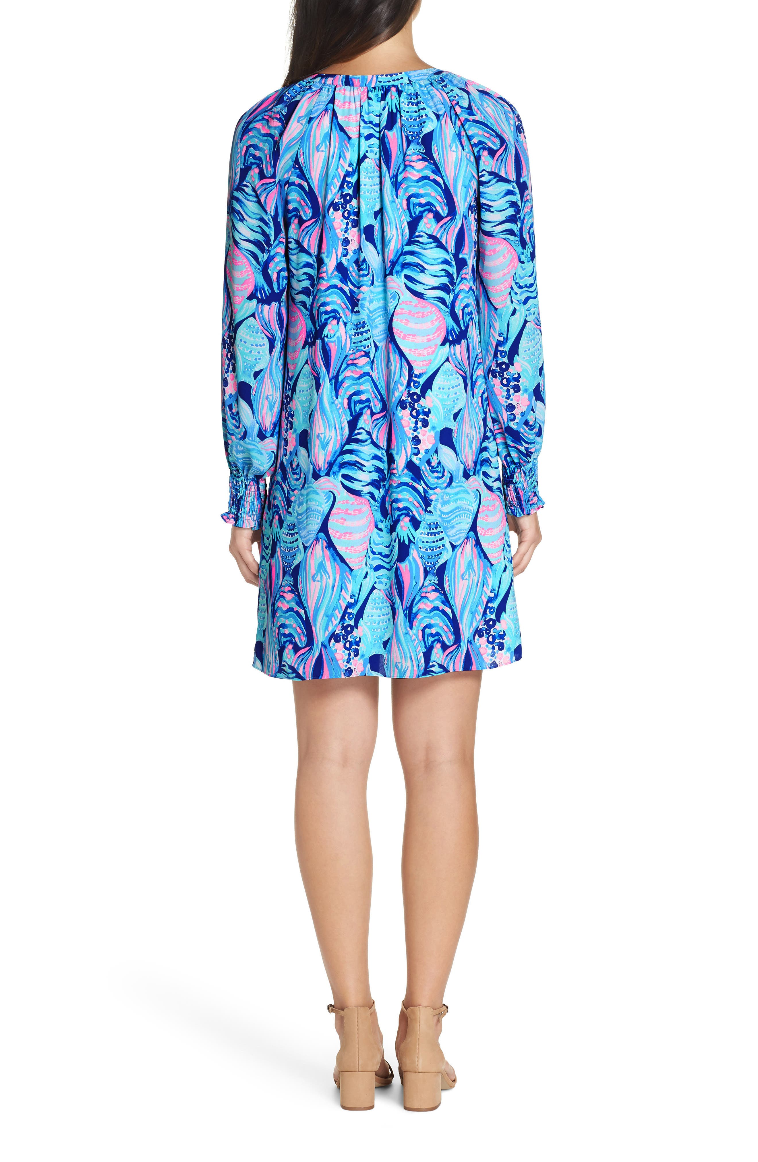 LILLY PULITZER<SUP>®</SUP>,                             Brynle Shift Dress,                             Alternate thumbnail 2, color,                             403