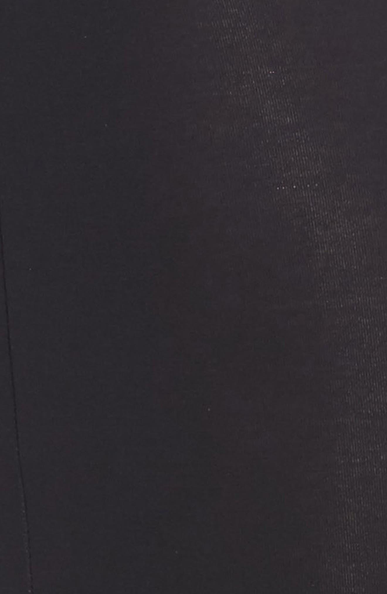 Cotton Essentials 2-Pack Boxer Briefs,                             Alternate thumbnail 4, color,                             BLACK