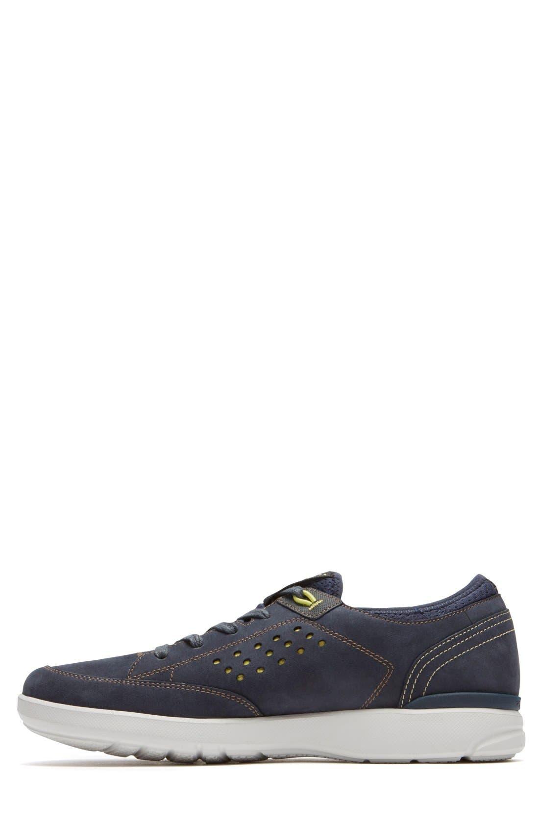 Truflex Sneaker,                             Alternate thumbnail 8, color,                             NEW DRESS BLUES NUBUCK